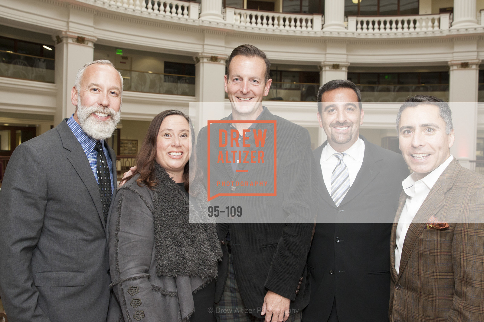 Robert Shafer, Julia Hand, Alan Pass, Jordan Suffin, Paul Ybarbo, PANGAEA GLOBAL HEALTH Leadership Dinner at Rotunda in Oakland, The Rotunda. Oakland, May 11th, 2015,Drew Altizer, Drew Altizer Photography, full-service agency, private events, San Francisco photographer, photographer california