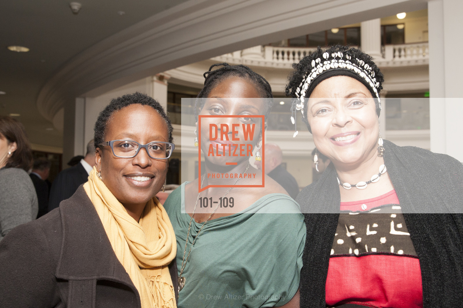 Margarita Lightfoot, Ifeoma Udoh, Cynthia Carey-Grant, PANGAEA GLOBAL HEALTH Leadership Dinner at Rotunda in Oakland, The Rotunda. Oakland, May 11th, 2015,Drew Altizer, Drew Altizer Photography, full-service agency, private events, San Francisco photographer, photographer california