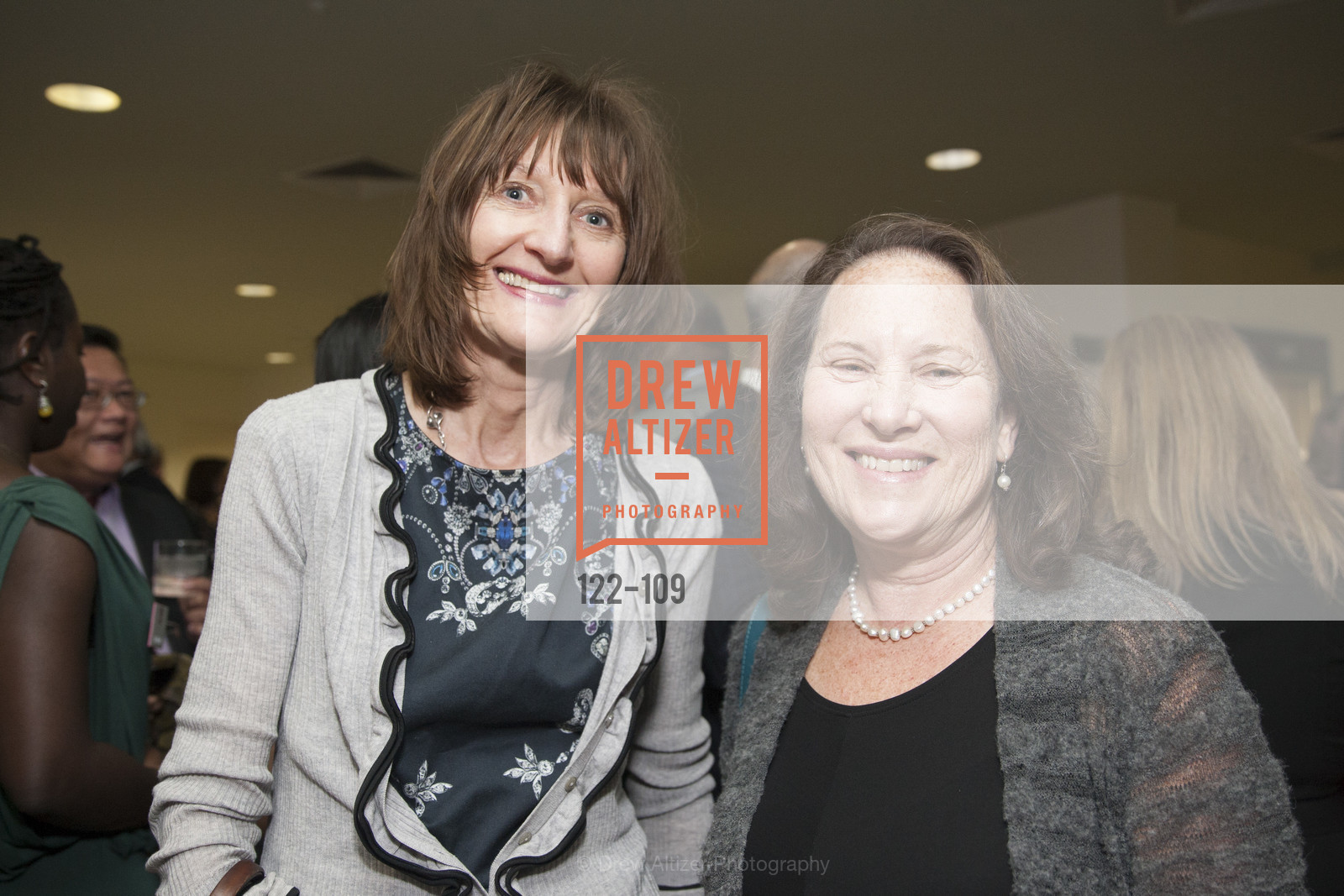 Martine Kraus, Myrna Cozen, PANGAEA GLOBAL HEALTH Leadership Dinner at Rotunda in Oakland, The Rotunda. Oakland, May 11th, 2015,Drew Altizer, Drew Altizer Photography, full-service agency, private events, San Francisco photographer, photographer california
