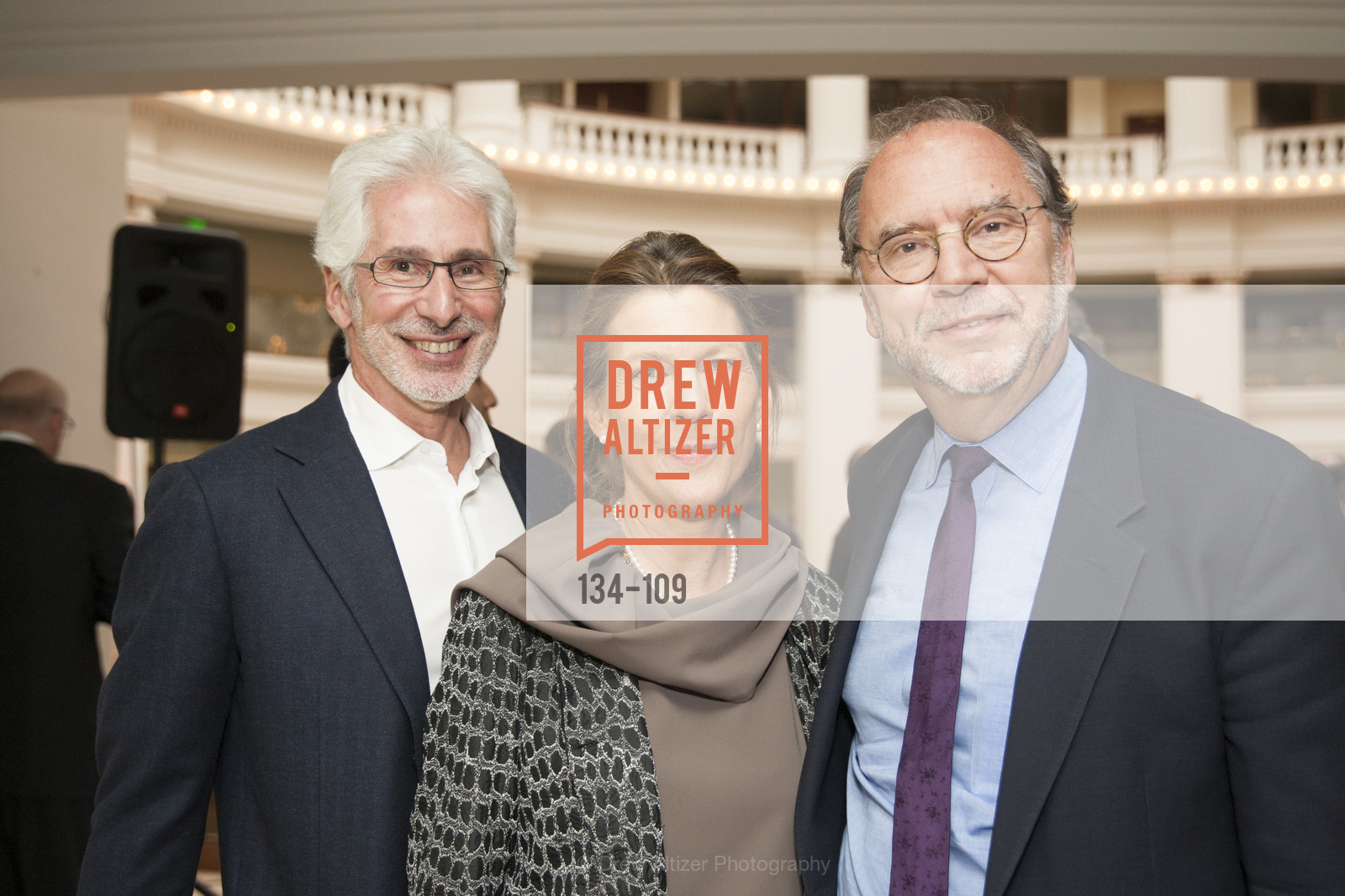 Stephen Becker, Heidi Rosen, Peter Piot, PANGAEA GLOBAL HEALTH Leadership Dinner at Rotunda in Oakland, The Rotunda. Oakland, May 11th, 2015,Drew Altizer, Drew Altizer Photography, full-service agency, private events, San Francisco photographer, photographer california