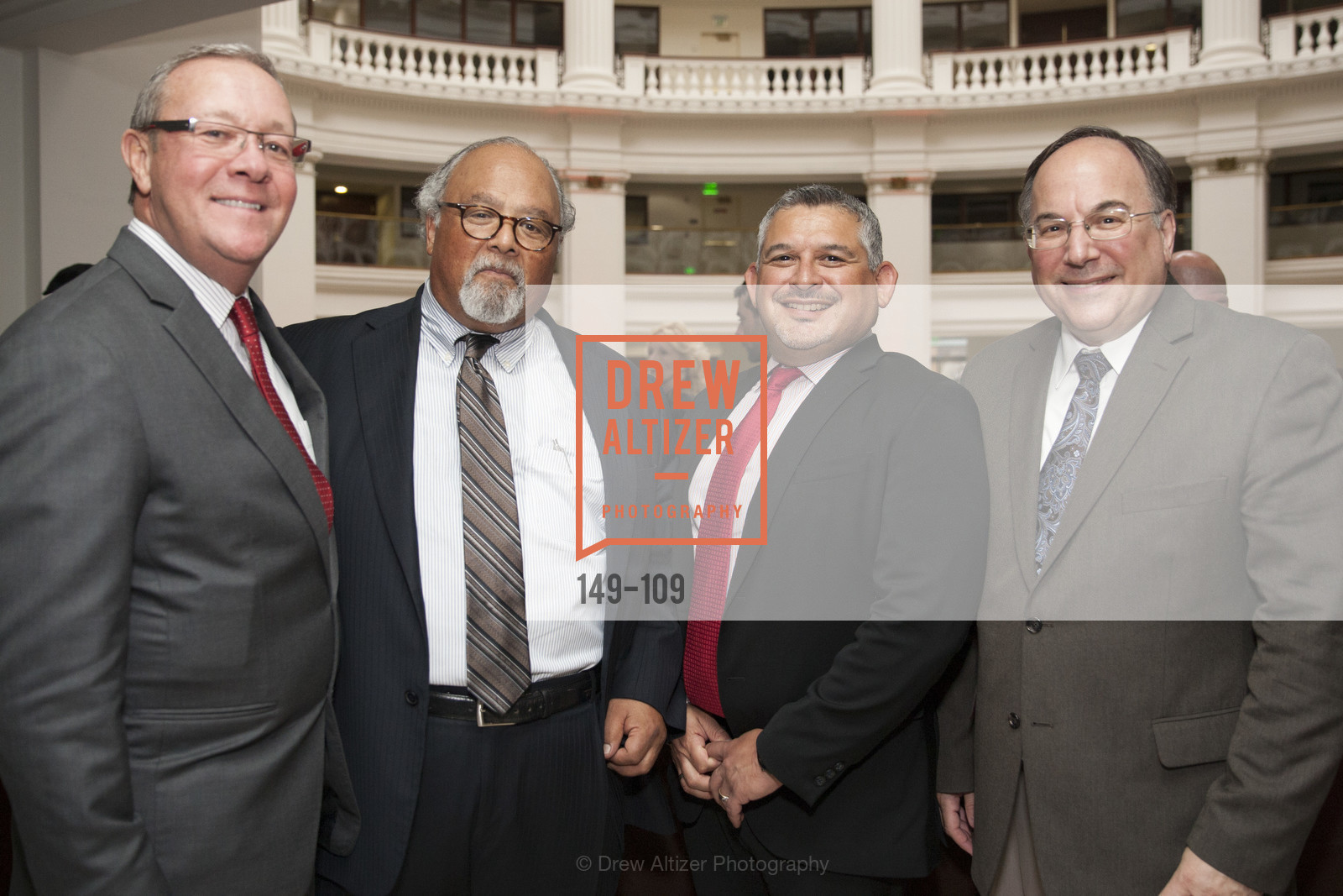David McMurry, Eric Goosey, Ernesto Dela Torre, Jeff Sturthio, PANGAEA GLOBAL HEALTH Leadership Dinner at Rotunda in Oakland, The Rotunda. Oakland, May 11th, 2015,Drew Altizer, Drew Altizer Photography, full-service agency, private events, San Francisco photographer, photographer california
