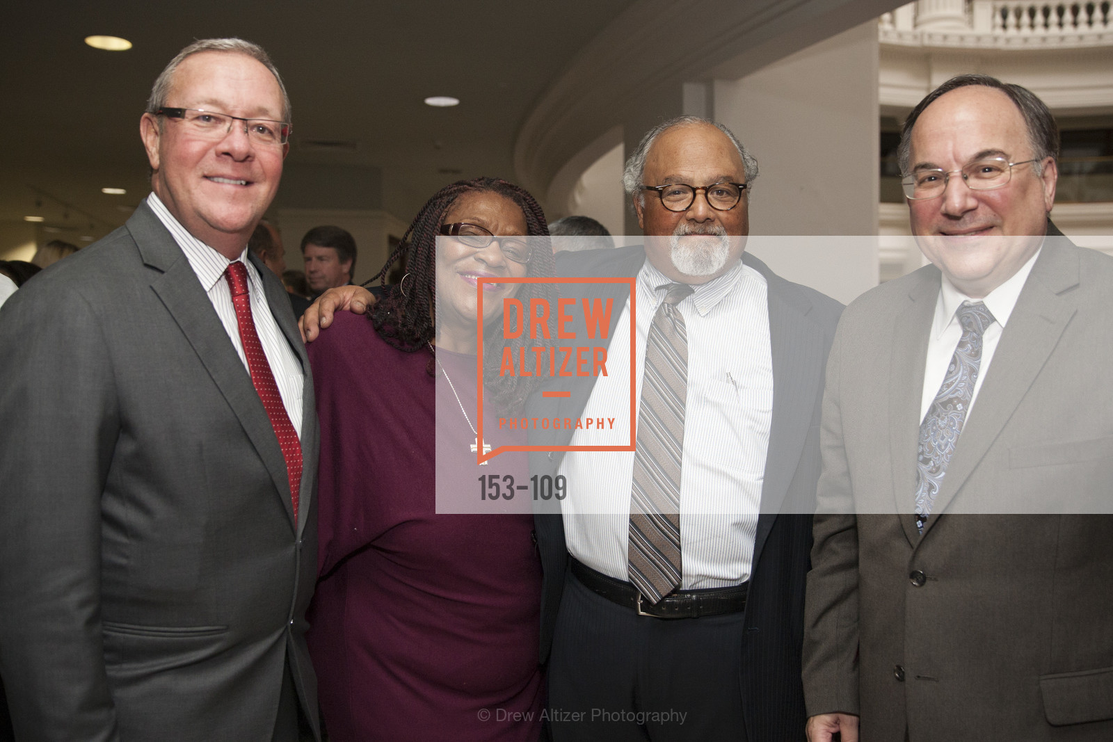 David McMurray, Gloria Lockett, Eric Goosey, Jeff Sturthio, PANGAEA GLOBAL HEALTH Leadership Dinner at Rotunda in Oakland, The Rotunda. Oakland, May 11th, 2015,Drew Altizer, Drew Altizer Photography, full-service agency, private events, San Francisco photographer, photographer california