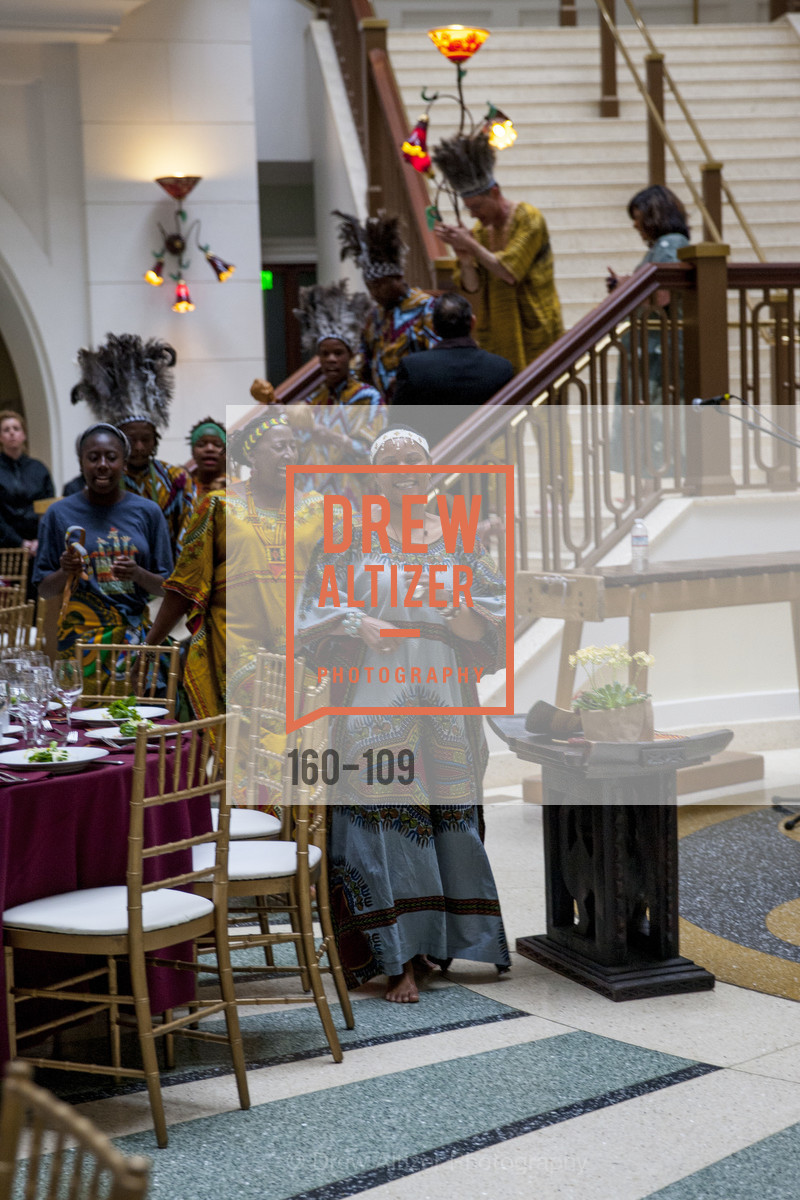 Performance, PANGAEA GLOBAL HEALTH Leadership Dinner at Rotunda in Oakland, The Rotunda. Oakland, May 11th, 2015,Drew Altizer, Drew Altizer Photography, full-service agency, private events, San Francisco photographer, photographer california