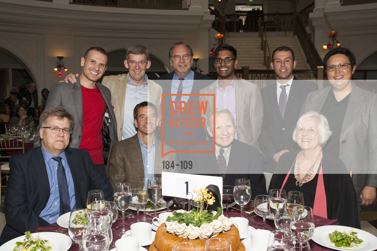 Bill Friar, Korab Duka, David Piontkowsky, Gregg Alton, Peter Piot, Anand Reddi, Jirair Ratevosian, Myra Ozaeta, PANGAEA GLOBAL HEALTH Leadership Dinner at Rotunda in Oakland, The Rotunda. Oakland, May 11th, 2015,Drew Altizer, Drew Altizer Photography, full-service agency, private events, San Francisco photographer, photographer california