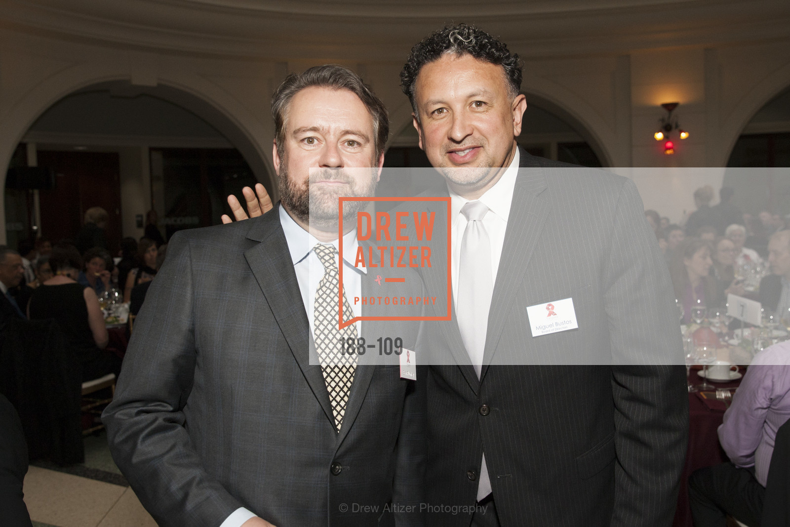 Ben Plumley, Miguel Bustos, PANGAEA GLOBAL HEALTH Leadership Dinner at Rotunda in Oakland, The Rotunda. Oakland, May 11th, 2015,Drew Altizer, Drew Altizer Photography, full-service agency, private events, San Francisco photographer, photographer california