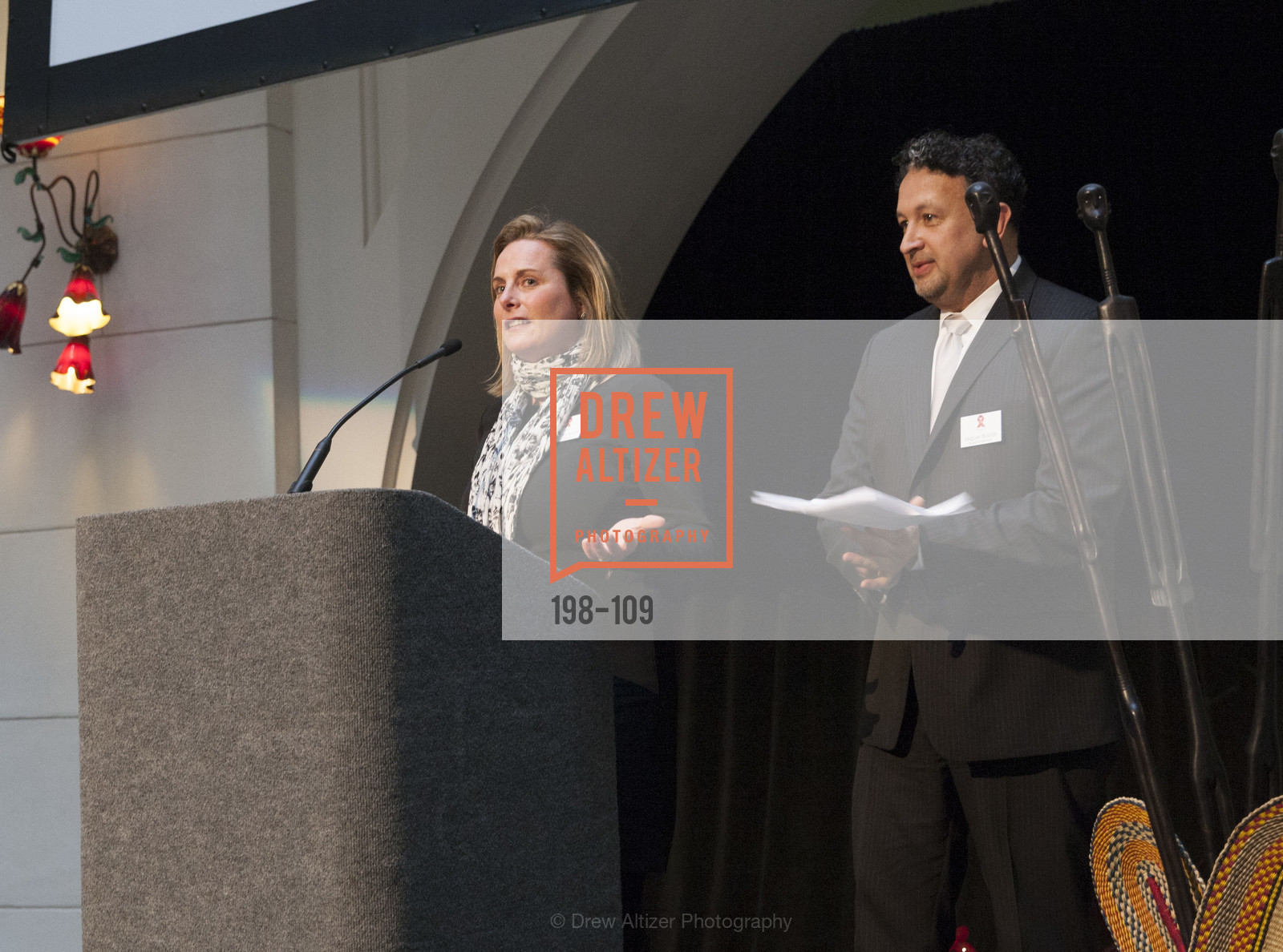 Kelly Thompson, Miguel Bustos, PANGAEA GLOBAL HEALTH Leadership Dinner at Rotunda in Oakland, The Rotunda. Oakland, May 11th, 2015,Drew Altizer, Drew Altizer Photography, full-service event agency, private events, San Francisco photographer, photographer California