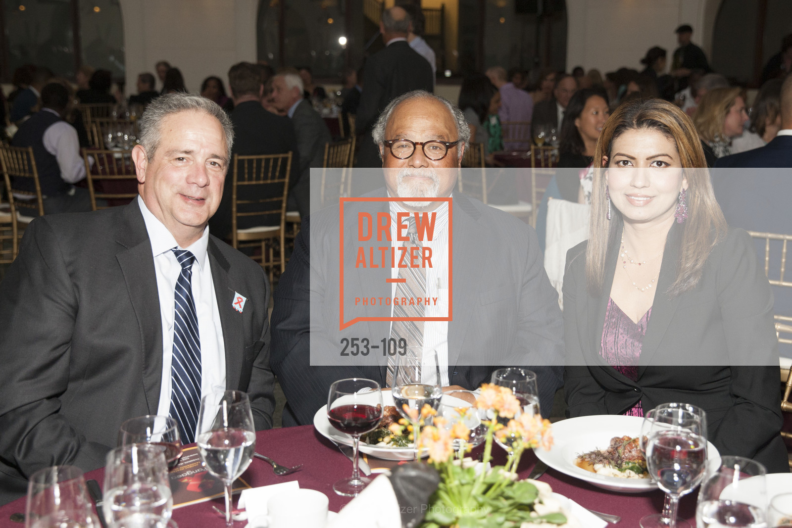 Eric Goosey, Huma Abbasi, PANGAEA GLOBAL HEALTH Leadership Dinner at Rotunda in Oakland, The Rotunda. Oakland, May 11th, 2015,Drew Altizer, Drew Altizer Photography, full-service agency, private events, San Francisco photographer, photographer california