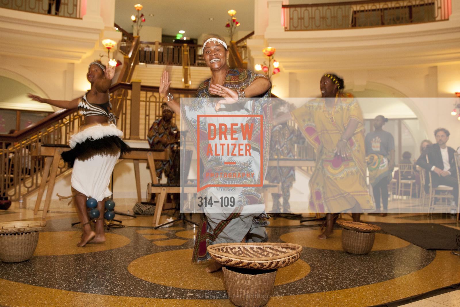 Performance, PANGAEA GLOBAL HEALTH Leadership Dinner at Rotunda in Oakland, The Rotunda. Oakland, May 11th, 2015