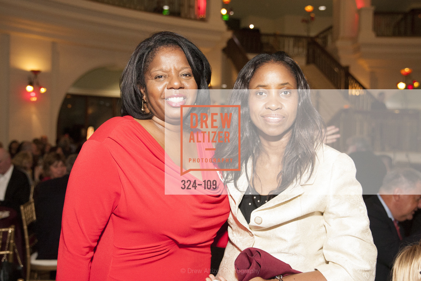 Kathy Adams, TsiTsi Appollo, PANGAEA GLOBAL HEALTH Leadership Dinner at Rotunda in Oakland, The Rotunda. Oakland, May 11th, 2015,Drew Altizer, Drew Altizer Photography, full-service agency, private events, San Francisco photographer, photographer california