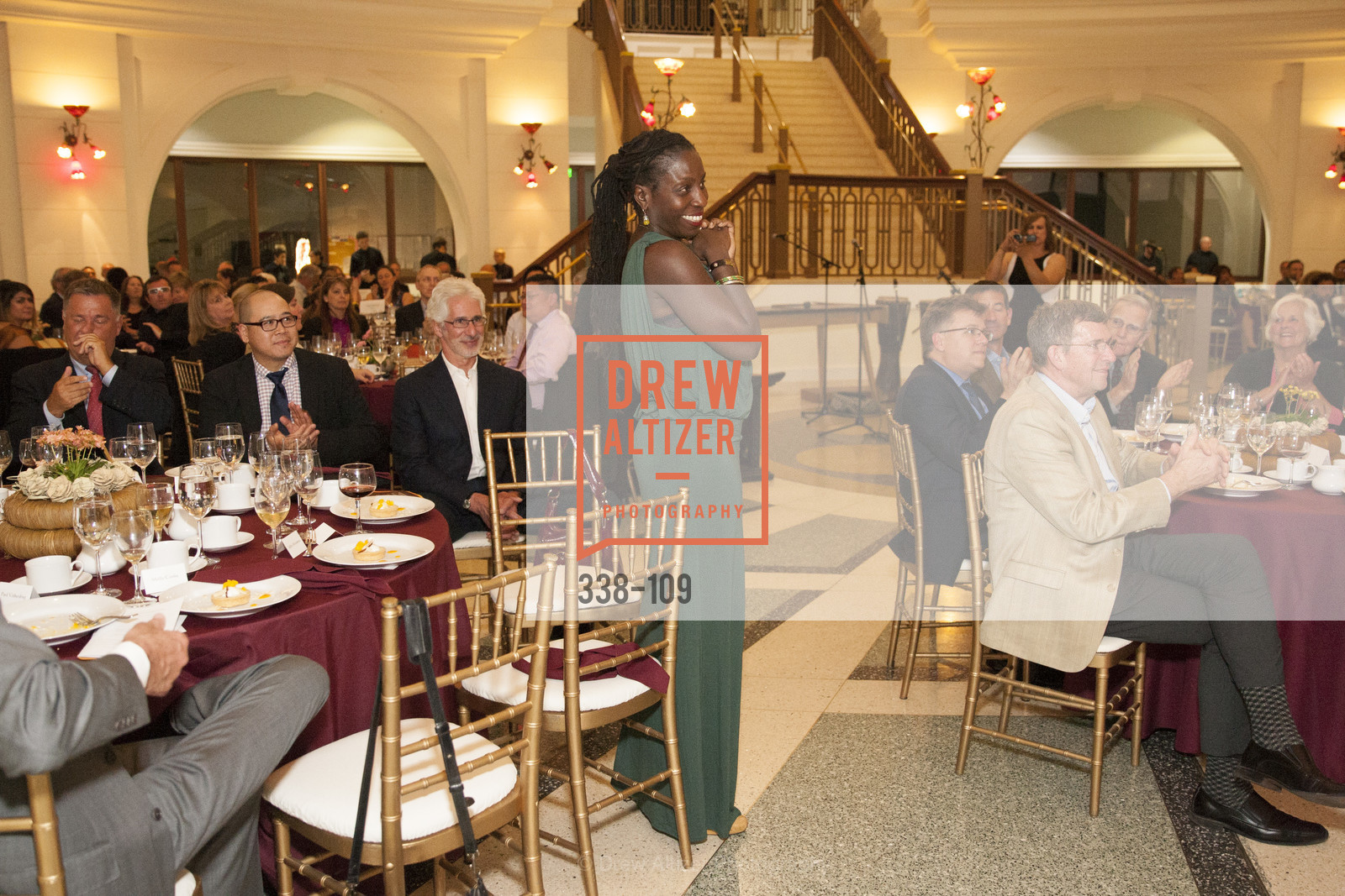 Ifeoma Udoh, PANGAEA GLOBAL HEALTH Leadership Dinner at Rotunda in Oakland, The Rotunda. Oakland, May 11th, 2015,Drew Altizer, Drew Altizer Photography, full-service agency, private events, San Francisco photographer, photographer california