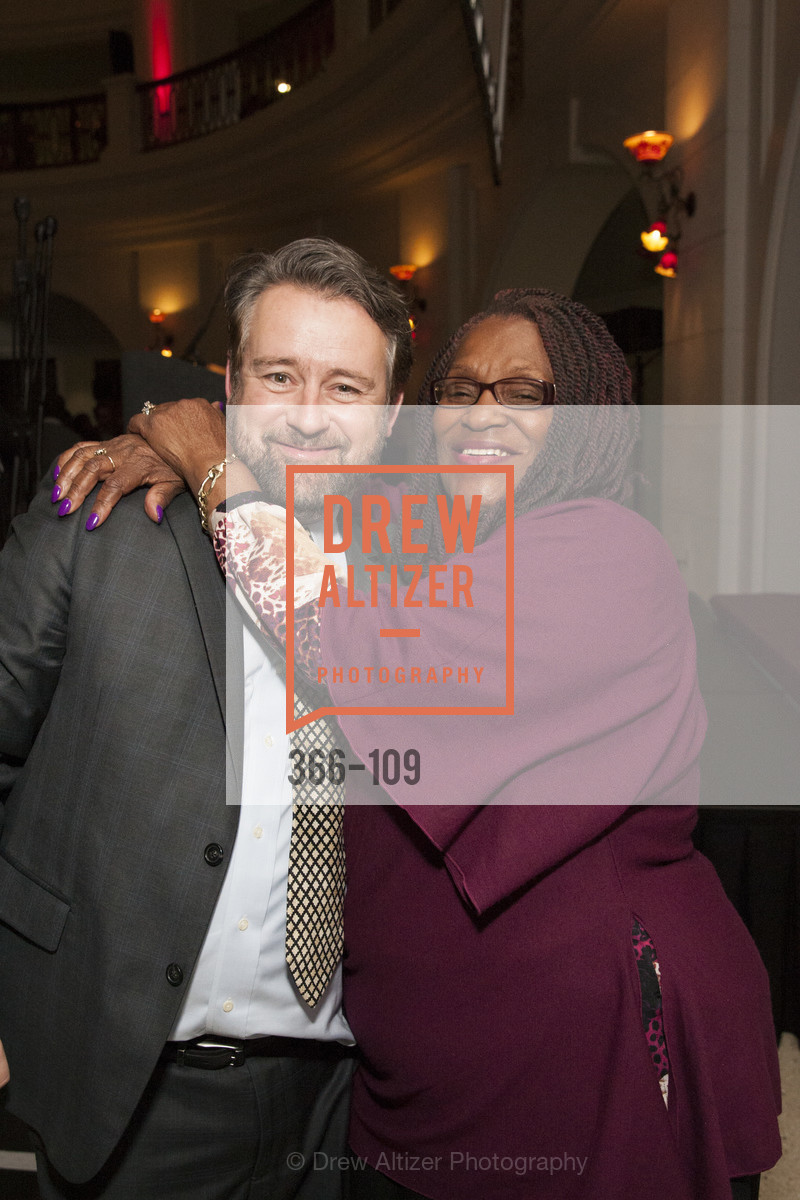 Ben Plumley, Gloria Lockett, PANGAEA GLOBAL HEALTH Leadership Dinner at Rotunda in Oakland, The Rotunda. Oakland, May 11th, 2015,Drew Altizer, Drew Altizer Photography, full-service agency, private events, San Francisco photographer, photographer california