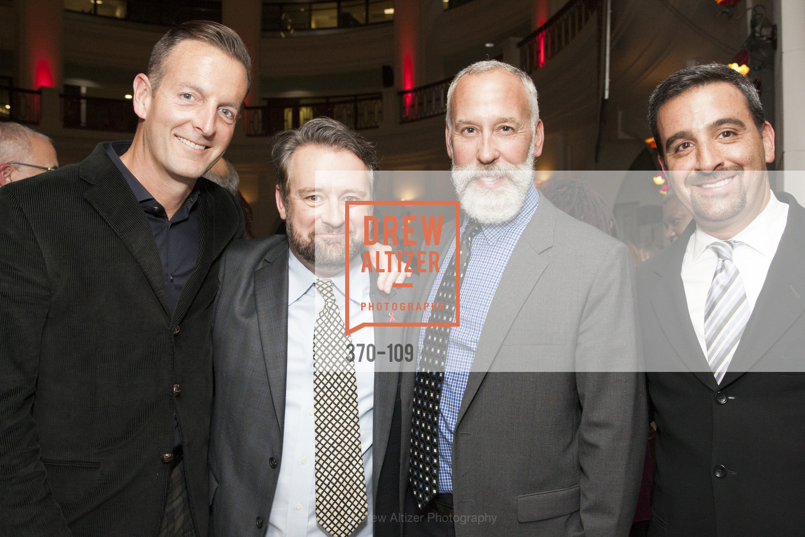 Alan Pass, Ben Plumley, Robert Shafer, Jordan Suffin, PANGAEA GLOBAL HEALTH Leadership Dinner at Rotunda in Oakland, The Rotunda. Oakland, May 11th, 2015,Drew Altizer, Drew Altizer Photography, full-service agency, private events, San Francisco photographer, photographer california