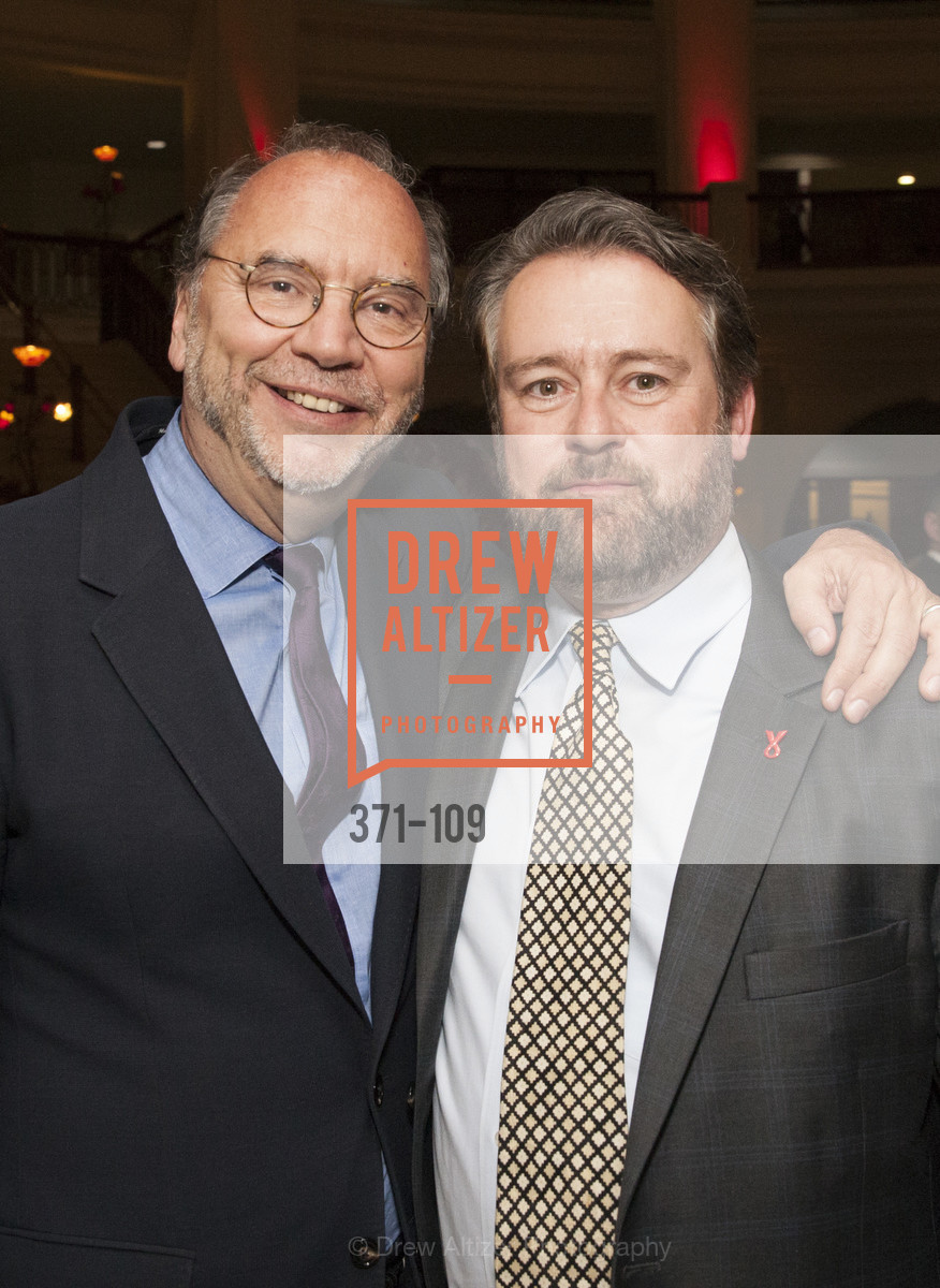 Peter Piot, Ben Plumley, PANGAEA GLOBAL HEALTH Leadership Dinner at Rotunda in Oakland, The Rotunda. Oakland, May 11th, 2015,Drew Altizer, Drew Altizer Photography, full-service agency, private events, San Francisco photographer, photographer california