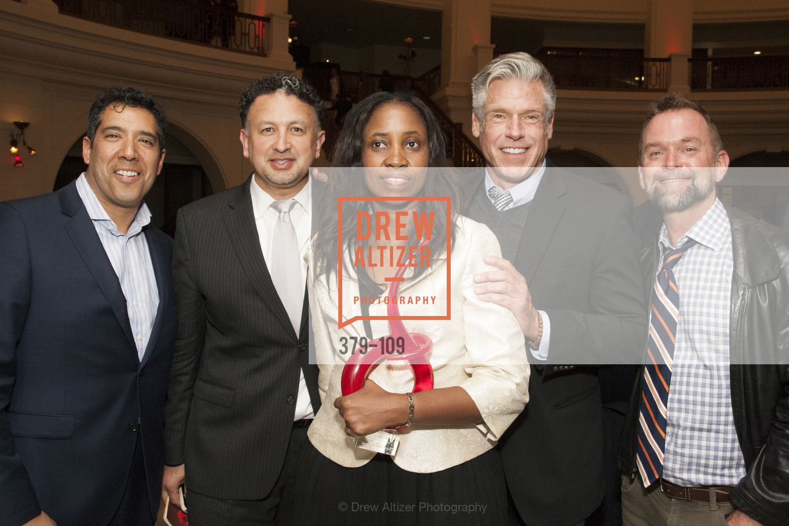 Alex Rivera, Miguel Bustos, TsiTsi Appollo, Greg Cassin, Mike Hickey, PANGAEA GLOBAL HEALTH Leadership Dinner at Rotunda in Oakland, The Rotunda. Oakland, May 11th, 2015,Drew Altizer, Drew Altizer Photography, full-service agency, private events, San Francisco photographer, photographer california