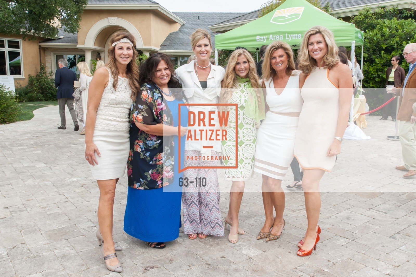 Stacy Nemeth, Mary Winchester, Aggie Cousins, Sherry Cagan, Vita Strimaitis, Lucy Kuchan, LYME AID 2015 Benefiting the Bay Area Lyme Foundation, Private Residence, May 16th, 2015