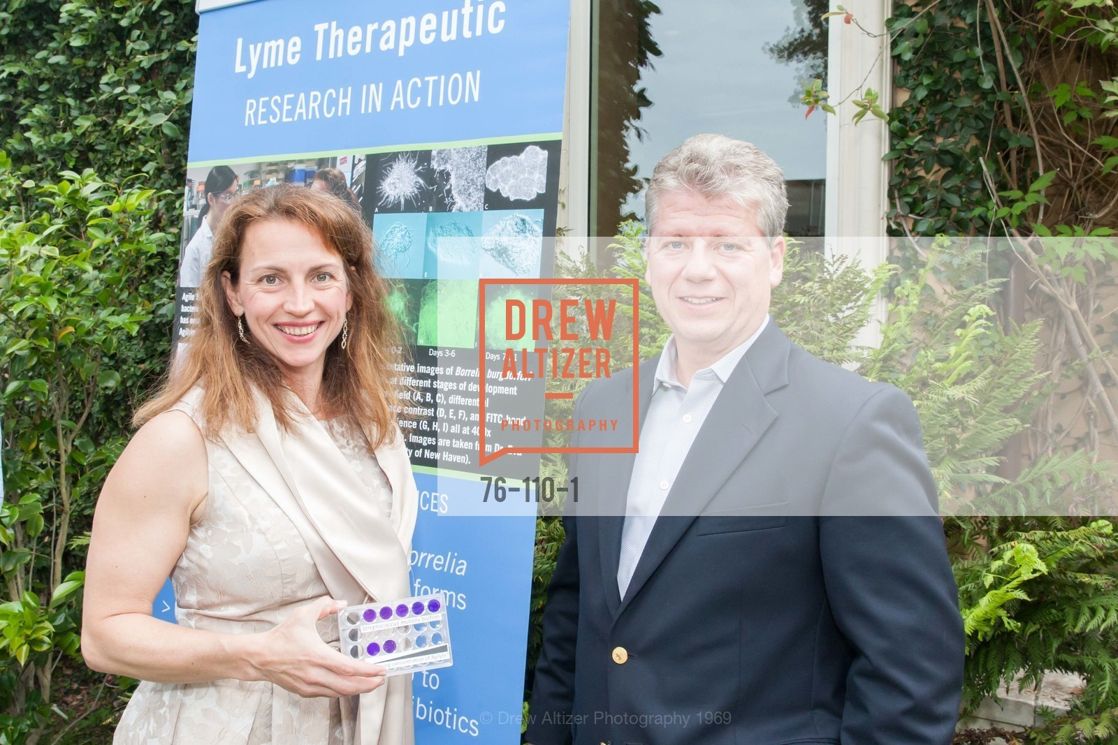 Eva Garland, Peter Witkowski, LYME AID 2015 Benefiting the Bay Area Lyme Foundation, Private Residence, May 16th, 2015,Drew Altizer, Drew Altizer Photography, full-service agency, private events, San Francisco photographer, photographer california