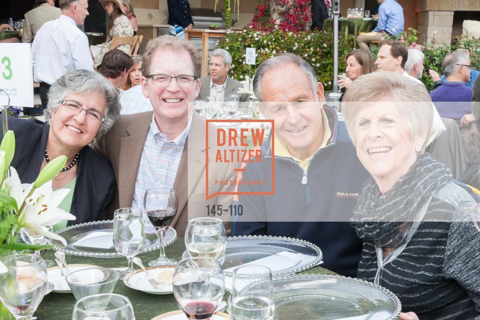 Lisa Keany, Lloyd Minor, John Sobrato, Sue Sobrato, LYME AID 2015 Benefiting the Bay Area Lyme Foundation, Private Residence, May 16th, 2015,Drew Altizer, Drew Altizer Photography, full-service agency, private events, San Francisco photographer, photographer california