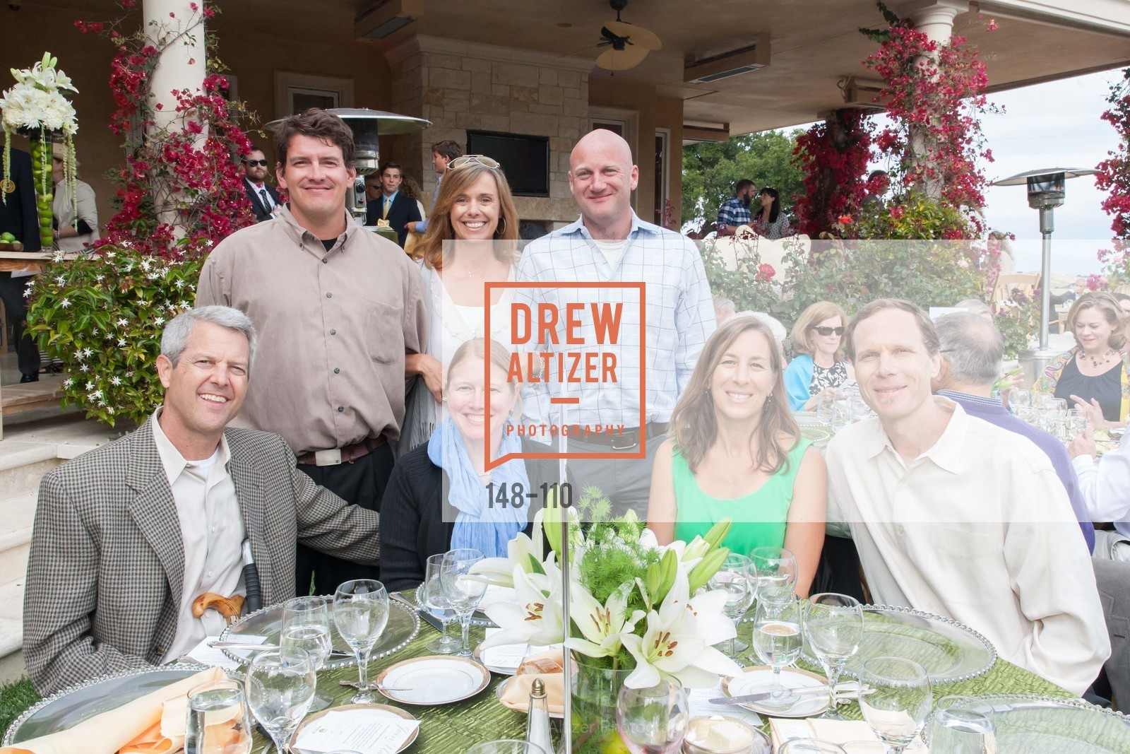 Scott Athearn, Nate Nieto, Liz Horn, Camille Athearn, Dan Salkeld, Lia Gaertner, Sanjya Schweig, LYME AID 2015 Benefiting the Bay Area Lyme Foundation, Private Residence, May 16th, 2015,Drew Altizer, Drew Altizer Photography, full-service agency, private events, San Francisco photographer, photographer california