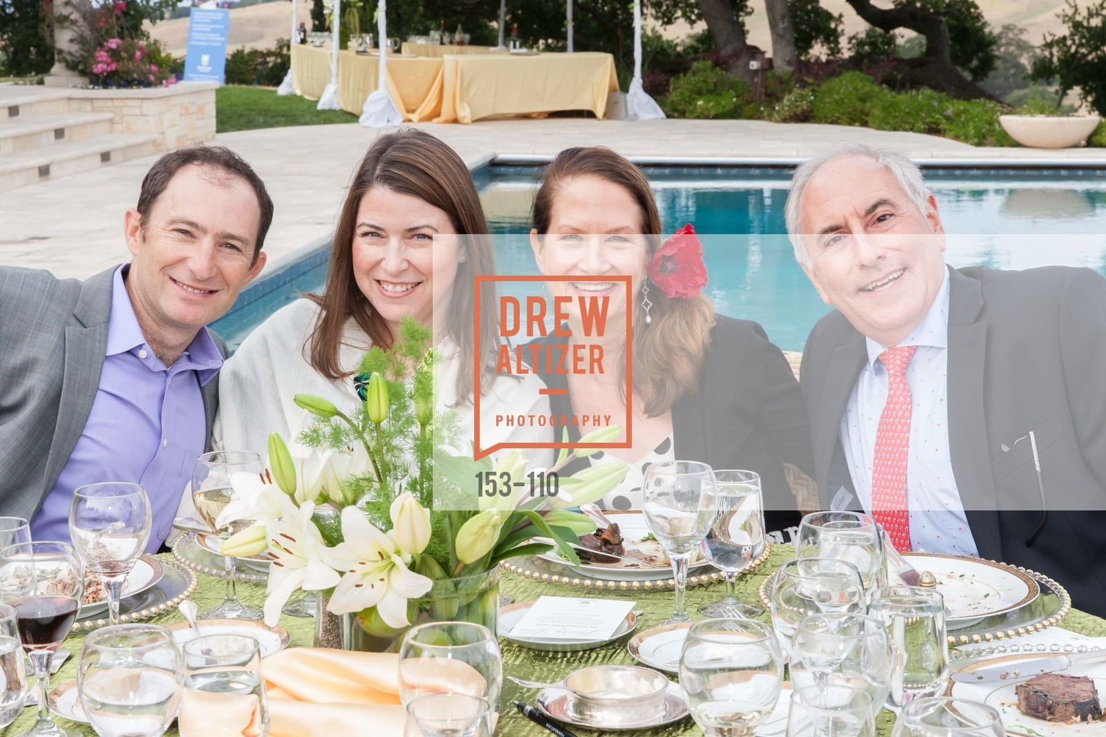 Jonathan Romanowsky, Mindy Romanowsky, Mary Jane Heppe, Steve Heppe, LYME AID 2015 Benefiting the Bay Area Lyme Foundation, Private Residence, May 16th, 2015,Drew Altizer, Drew Altizer Photography, full-service agency, private events, San Francisco photographer, photographer california