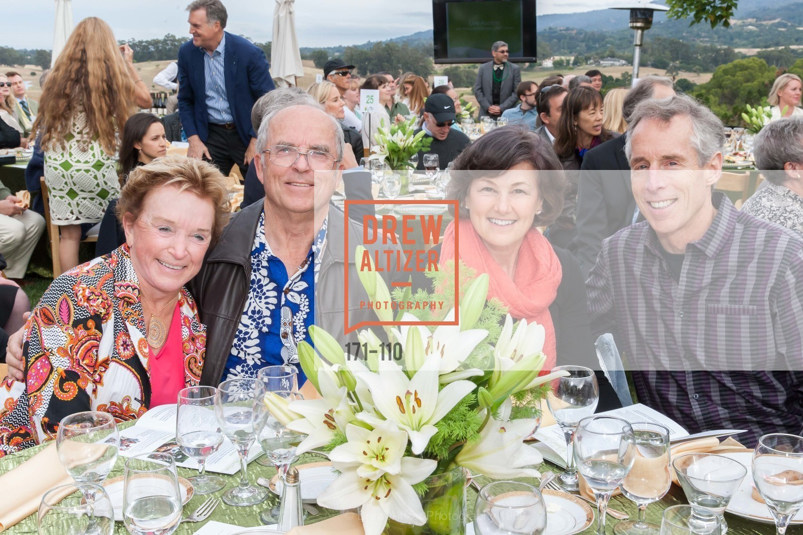 Wanda Ginner, Lance Ginner, Denise Bollinger, Clay Bollinger, LYME AID 2015 Benefiting the Bay Area Lyme Foundation, Private Residence, May 16th, 2015,Drew Altizer, Drew Altizer Photography, full-service agency, private events, San Francisco photographer, photographer california