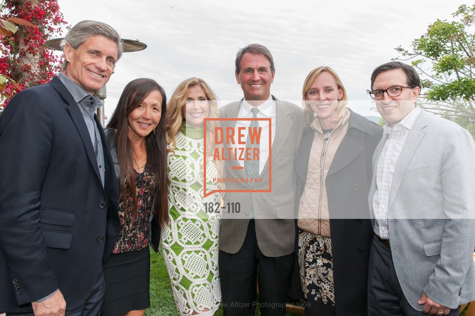 Frank Longo, Anne Longo, Sherry Cagan, Laird Cagan, Nicole Rubin, Amir Rubin, LYME AID 2015 Benefiting the Bay Area Lyme Foundation, Private Residence, May 16th, 2015