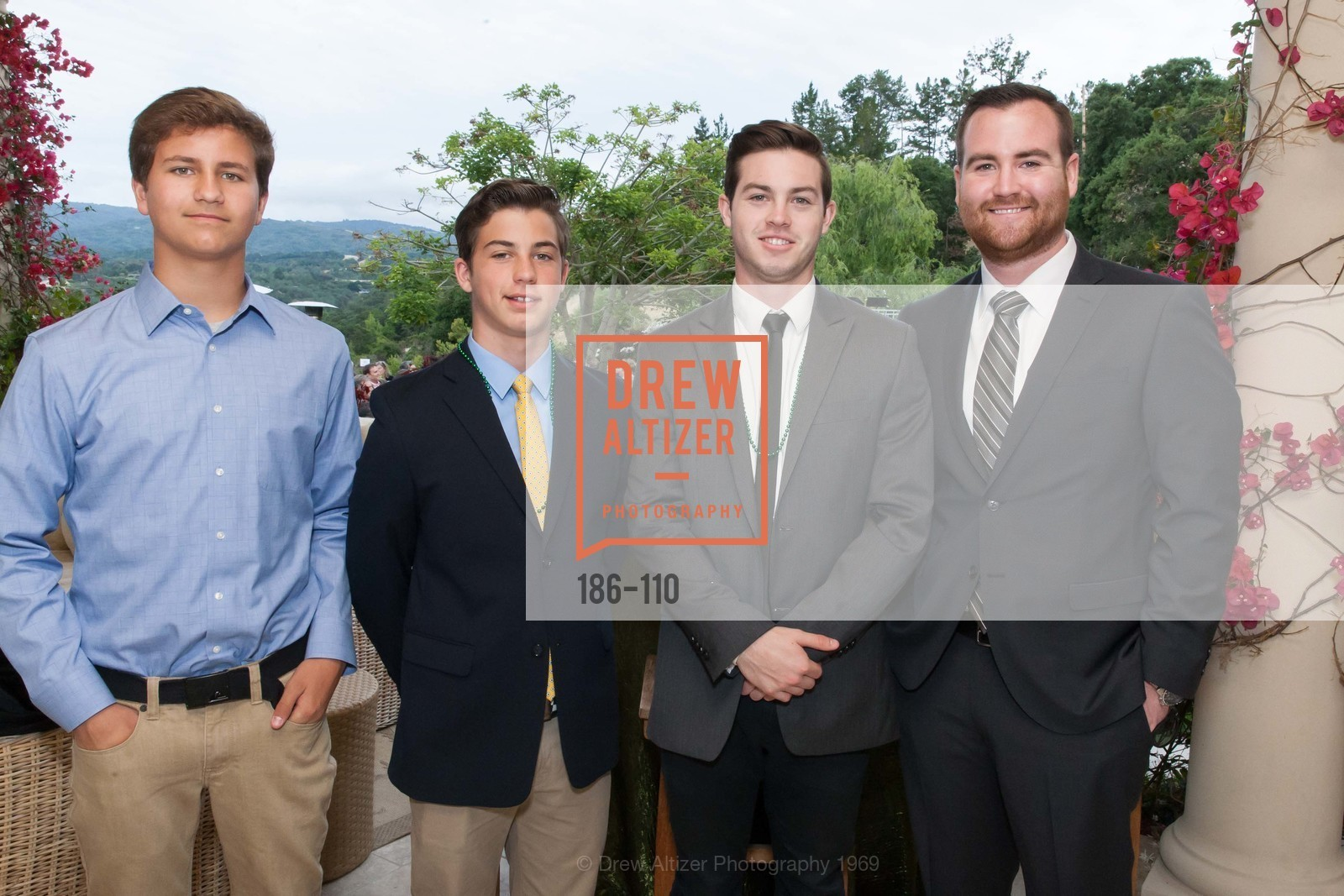 Jack Allen, Sawyer Giampa, Wyatt Giampa, Nick Giampa, LYME AID 2015 Benefiting the Bay Area Lyme Foundation, Private Residence, May 16th, 2015,Drew Altizer, Drew Altizer Photography, full-service agency, private events, San Francisco photographer, photographer california