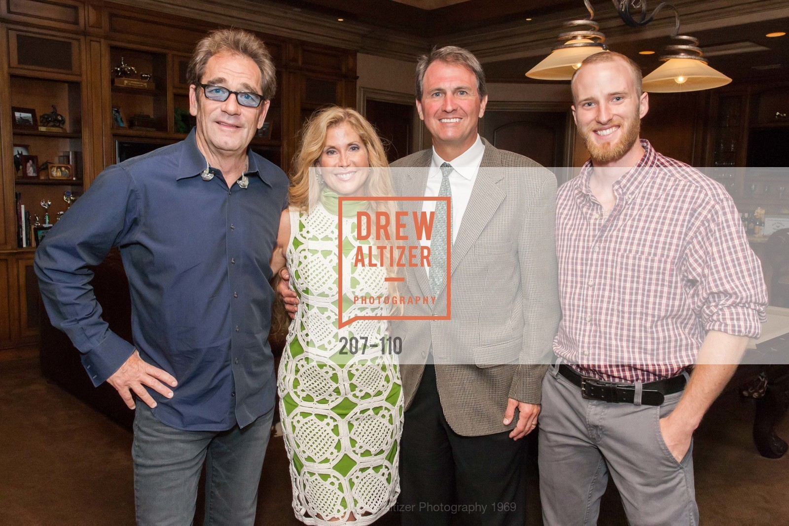 Huey Lewis, Sherry Cagan, Laird Cagan, Elet Hall, LYME AID 2015 Benefiting the Bay Area Lyme Foundation, Private Residence, May 16th, 2015,Drew Altizer, Drew Altizer Photography, full-service agency, private events, San Francisco photographer, photographer california