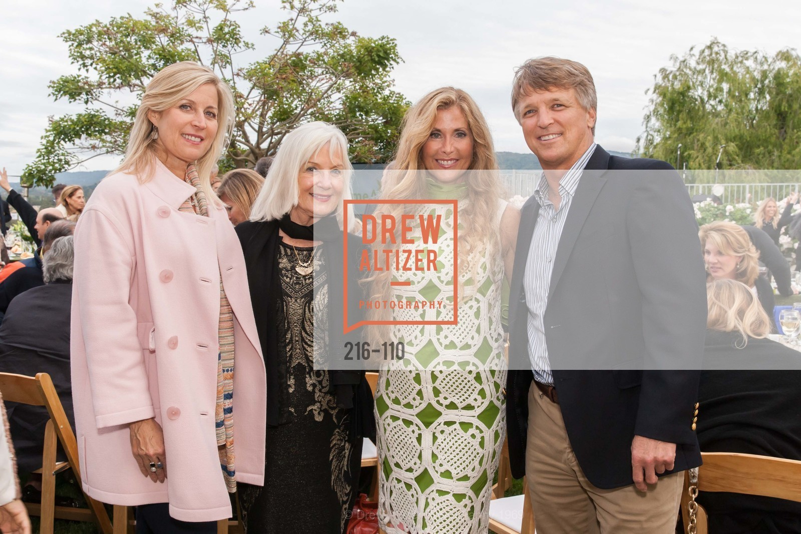 Jane Inch, Arlene Inch, Sherry Cagan, Bert Inch, LYME AID 2015 Benefiting the Bay Area Lyme Foundation, Private Residence, May 16th, 2015,Drew Altizer, Drew Altizer Photography, full-service agency, private events, San Francisco photographer, photographer california