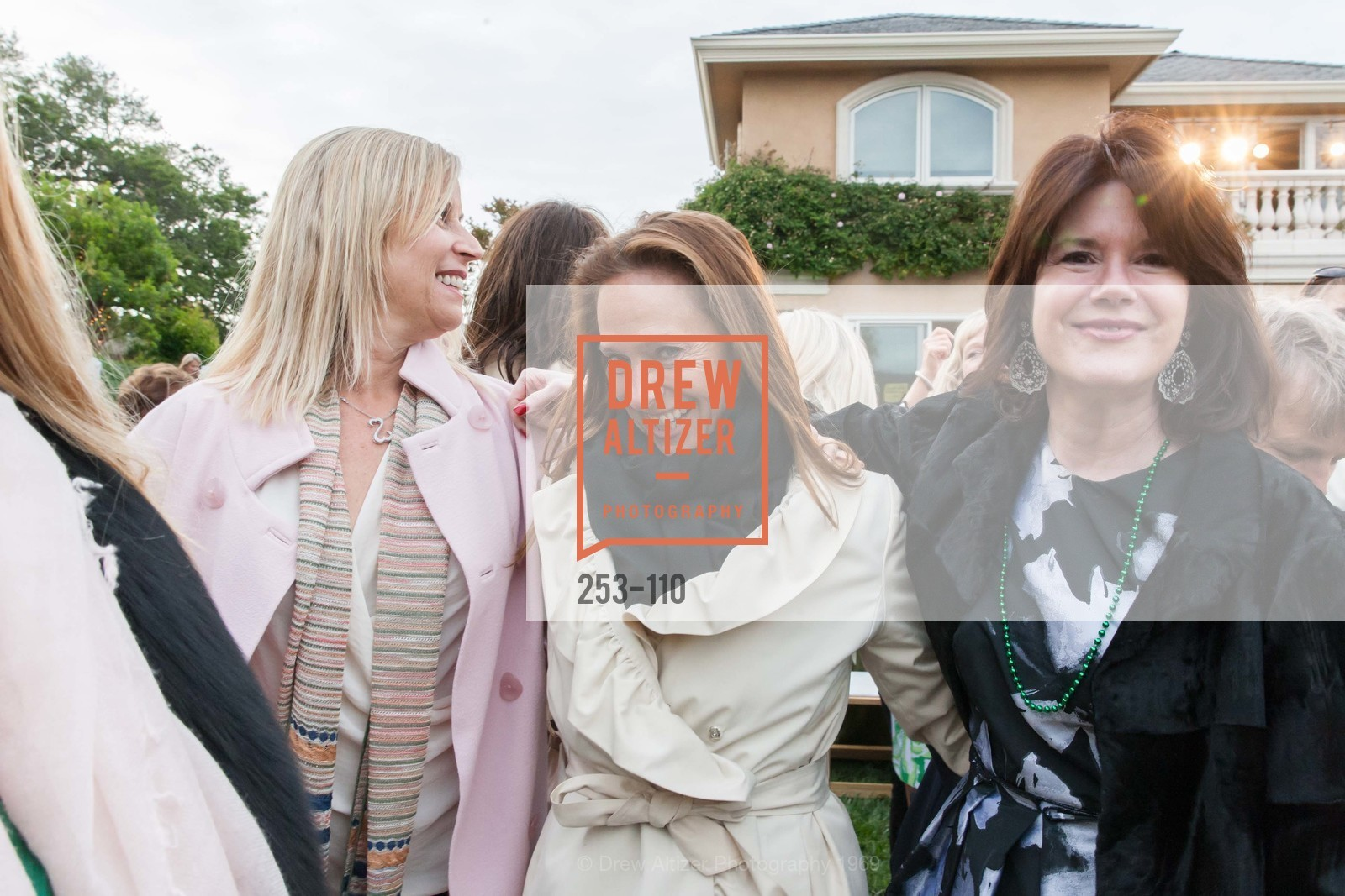 Jane Inch, Elisabeth Thieriot, Elaine Mellis, LYME AID 2015 Benefiting the Bay Area Lyme Foundation, Private Residence, May 16th, 2015,Drew Altizer, Drew Altizer Photography, full-service agency, private events, San Francisco photographer, photographer california