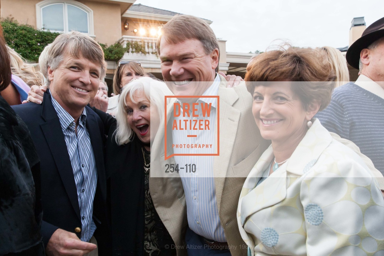 Bert Inch, Arlene Inch, Don Morris, Kathy Morris, LYME AID 2015 Benefiting the Bay Area Lyme Foundation, Private Residence, May 16th, 2015,Drew Altizer, Drew Altizer Photography, full-service event agency, private events, San Francisco photographer, photographer California
