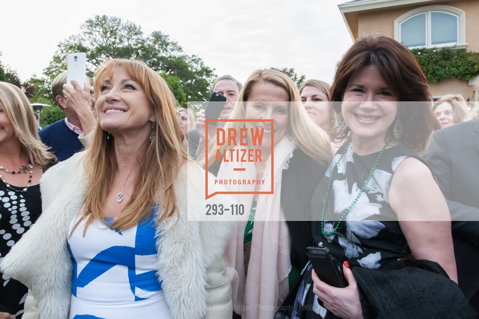 Jane Seymour, Christine DeLimur, Elaine Mellis, LYME AID 2015 Benefiting the Bay Area Lyme Foundation, Private Residence, May 16th, 2015,Drew Altizer, Drew Altizer Photography, full-service event agency, private events, San Francisco photographer, photographer California