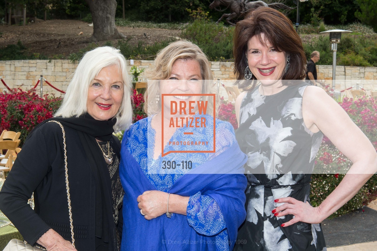 Arlene Inch, Linda Giampa, Elaine Mellis, LYME AID 2015 Benefiting the Bay Area Lyme Foundation, Private Residence, May 16th, 2015,Drew Altizer, Drew Altizer Photography, full-service agency, private events, San Francisco photographer, photographer california
