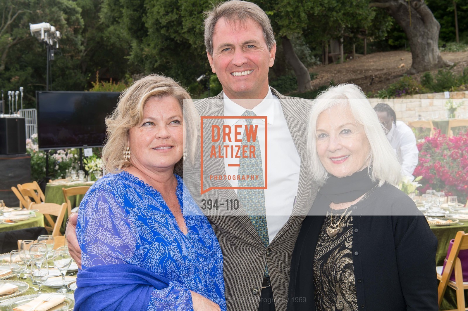 Linda Giampa, Laird Cagan, Arlene Inch, LYME AID 2015 Benefiting the Bay Area Lyme Foundation, Private Residence, May 16th, 2015,Drew Altizer, Drew Altizer Photography, full-service event agency, private events, San Francisco photographer, photographer California