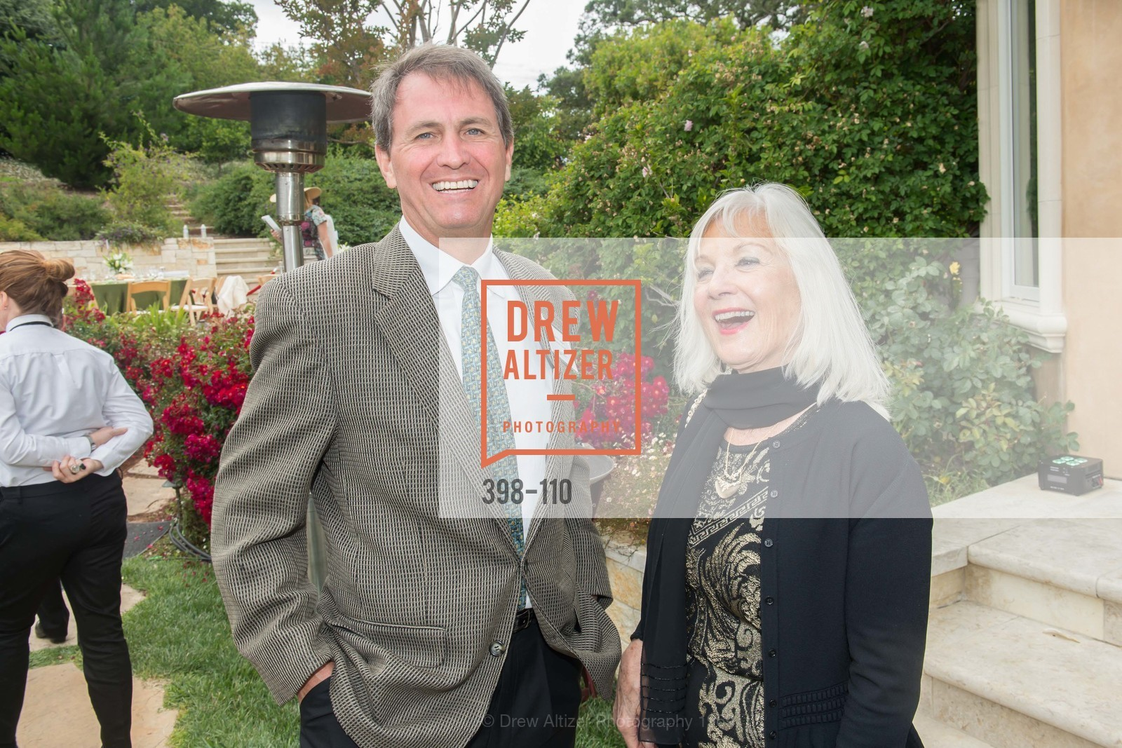 Laird Cagan, Arlene Inch, LYME AID 2015 Benefiting the Bay Area Lyme Foundation, Private Residence, May 16th, 2015,Drew Altizer, Drew Altizer Photography, full-service agency, private events, San Francisco photographer, photographer california