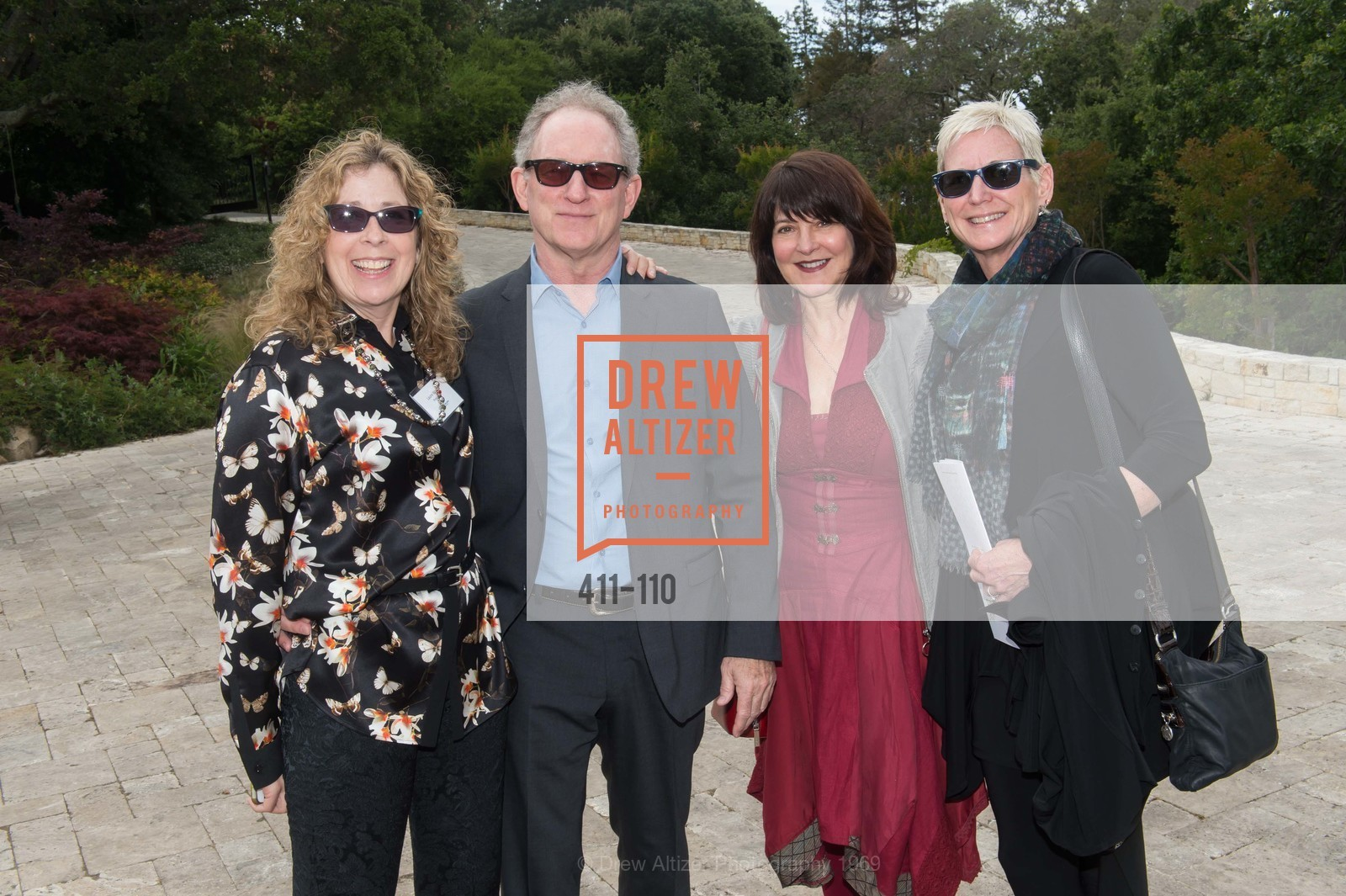Laure Woods, Joseph McKenzie, Linda McKenzie, Cynthia Woods, LYME AID 2015 Benefiting the Bay Area Lyme Foundation, Private Residence, May 16th, 2015,Drew Altizer, Drew Altizer Photography, full-service agency, private events, San Francisco photographer, photographer california