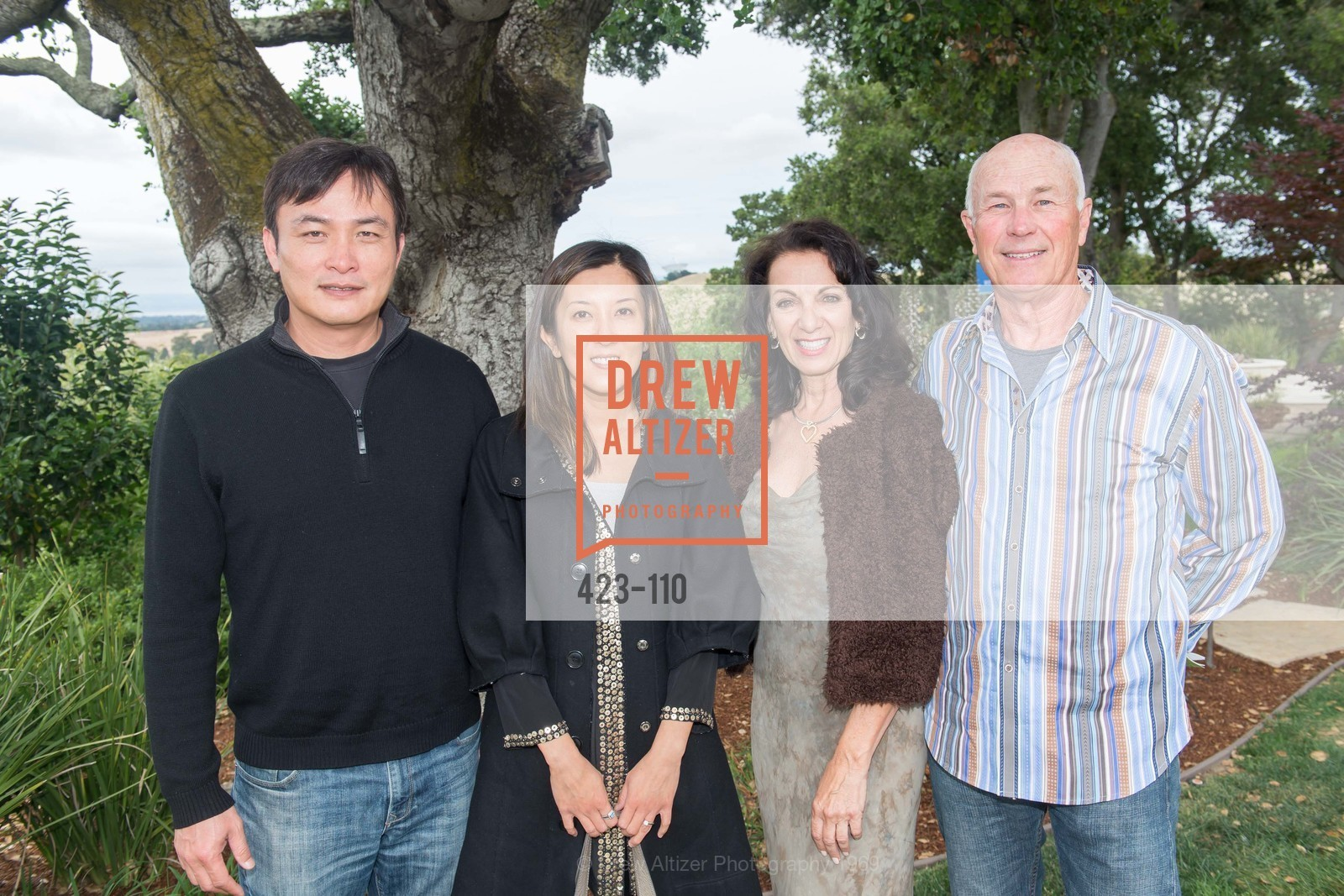 Louis Lin, Karen Fann, Lee Ann Morris, Garth Nystrom, LYME AID 2015 Benefiting the Bay Area Lyme Foundation, Private Residence, May 16th, 2015,Drew Altizer, Drew Altizer Photography, full-service agency, private events, San Francisco photographer, photographer california