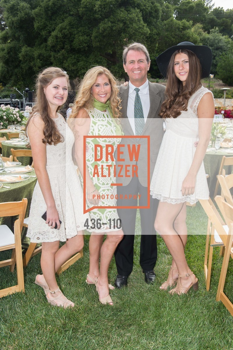 Kiana Cagan, Sherry Cagan, Laird Cagan, Kyla Cagan, LYME AID 2015 Benefiting the Bay Area Lyme Foundation, Private Residence, May 16th, 2015,Drew Altizer, Drew Altizer Photography, full-service agency, private events, San Francisco photographer, photographer california