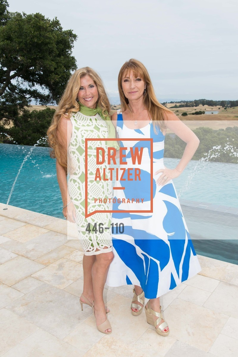 Sherry Cagan, Jane Seymour, LYME AID 2015 Benefiting the Bay Area Lyme Foundation, Private Residence, May 16th, 2015,Drew Altizer, Drew Altizer Photography, full-service agency, private events, San Francisco photographer, photographer california