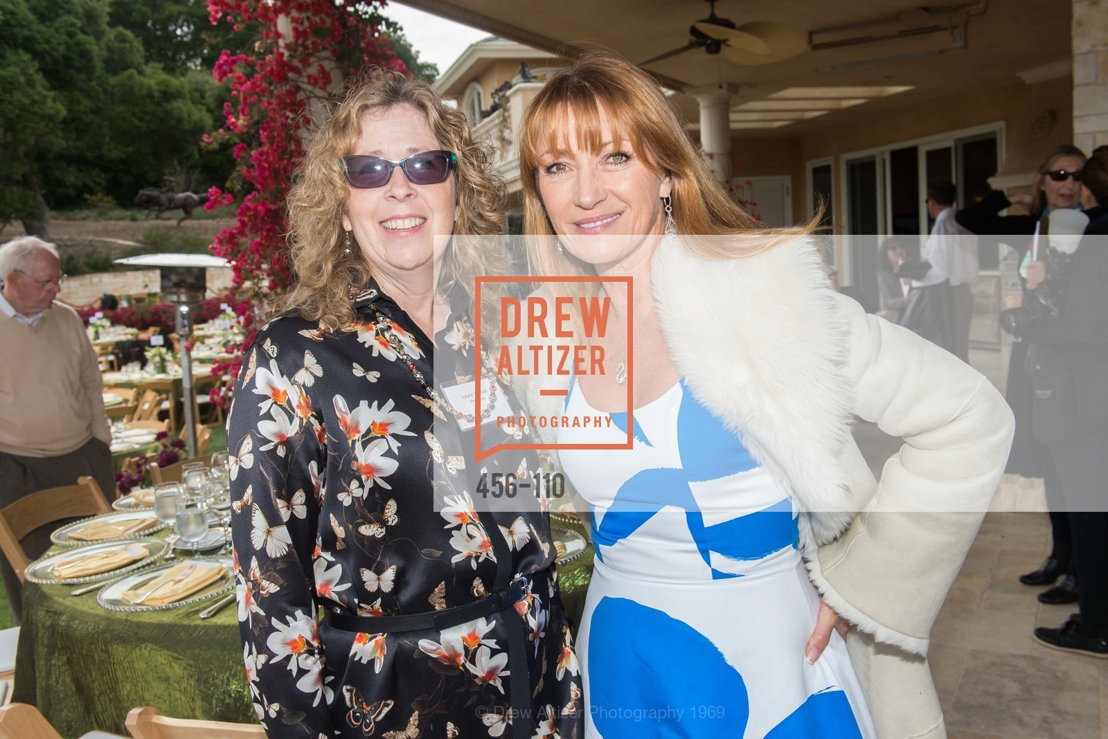 Laure Woods, Jane Seymour, LYME AID 2015 Benefiting the Bay Area Lyme Foundation, Private Residence, May 16th, 2015,Drew Altizer, Drew Altizer Photography, full-service event agency, private events, San Francisco photographer, photographer California
