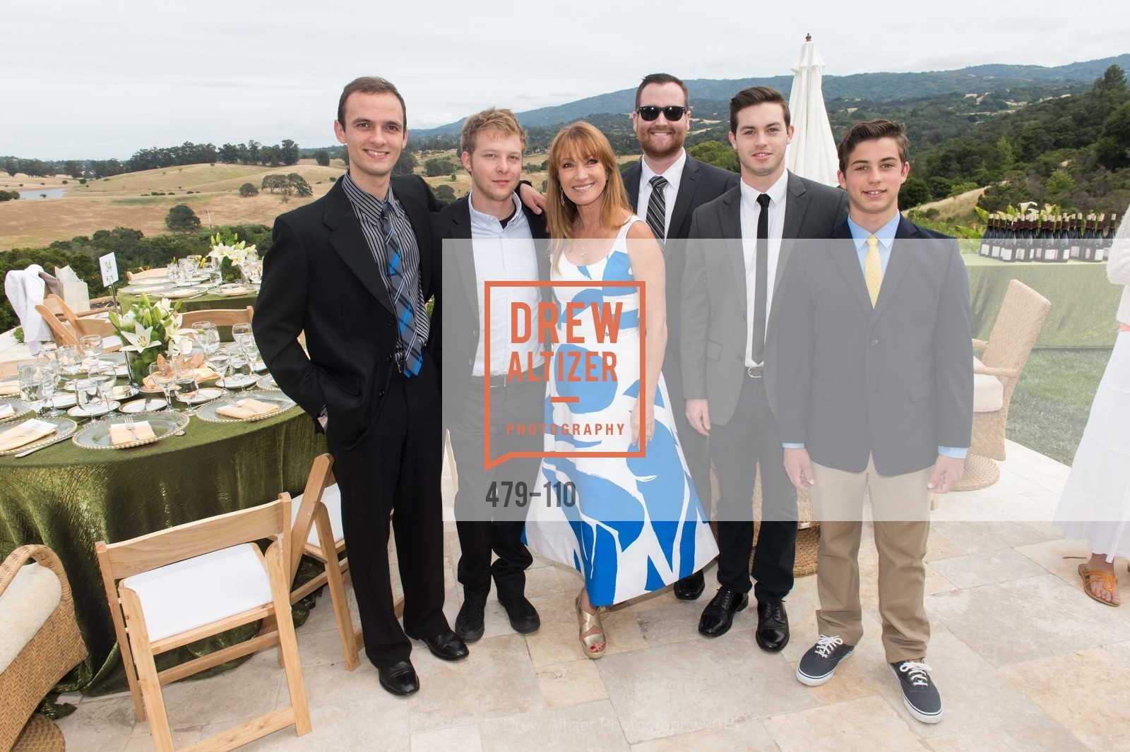 Sean Morgenthaler, Johnny Keach, Jane Seymour, Nick Giampa, Wyatt Giampa, Sawyer Giampa, LYME AID 2015 Benefiting the Bay Area Lyme Foundation, Private Residence, May 16th, 2015,Drew Altizer, Drew Altizer Photography, full-service agency, private events, San Francisco photographer, photographer california