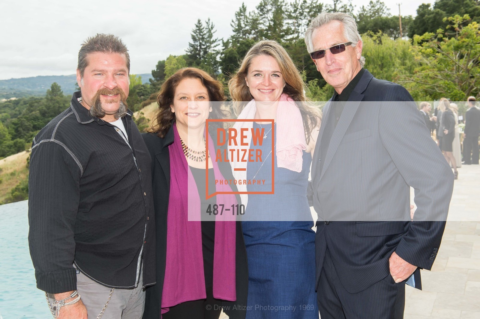 Andy Hewett, Rachel Berg, Sinead Devine, Patrick Tinney, LYME AID 2015 Benefiting the Bay Area Lyme Foundation, Private Residence, May 16th, 2015,Drew Altizer, Drew Altizer Photography, full-service agency, private events, San Francisco photographer, photographer california