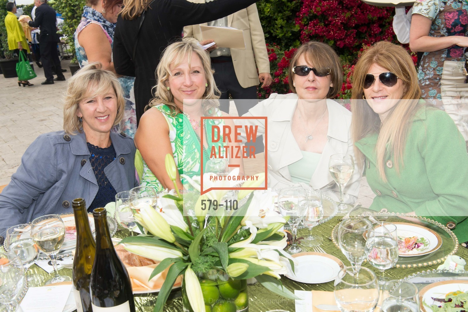 Jane Wilson, Princess Julia Shaw, Karen Wesley, Marti Sterns, LYME AID 2015 Benefiting the Bay Area Lyme Foundation, Private Residence, May 16th, 2015,Drew Altizer, Drew Altizer Photography, full-service agency, private events, San Francisco photographer, photographer california