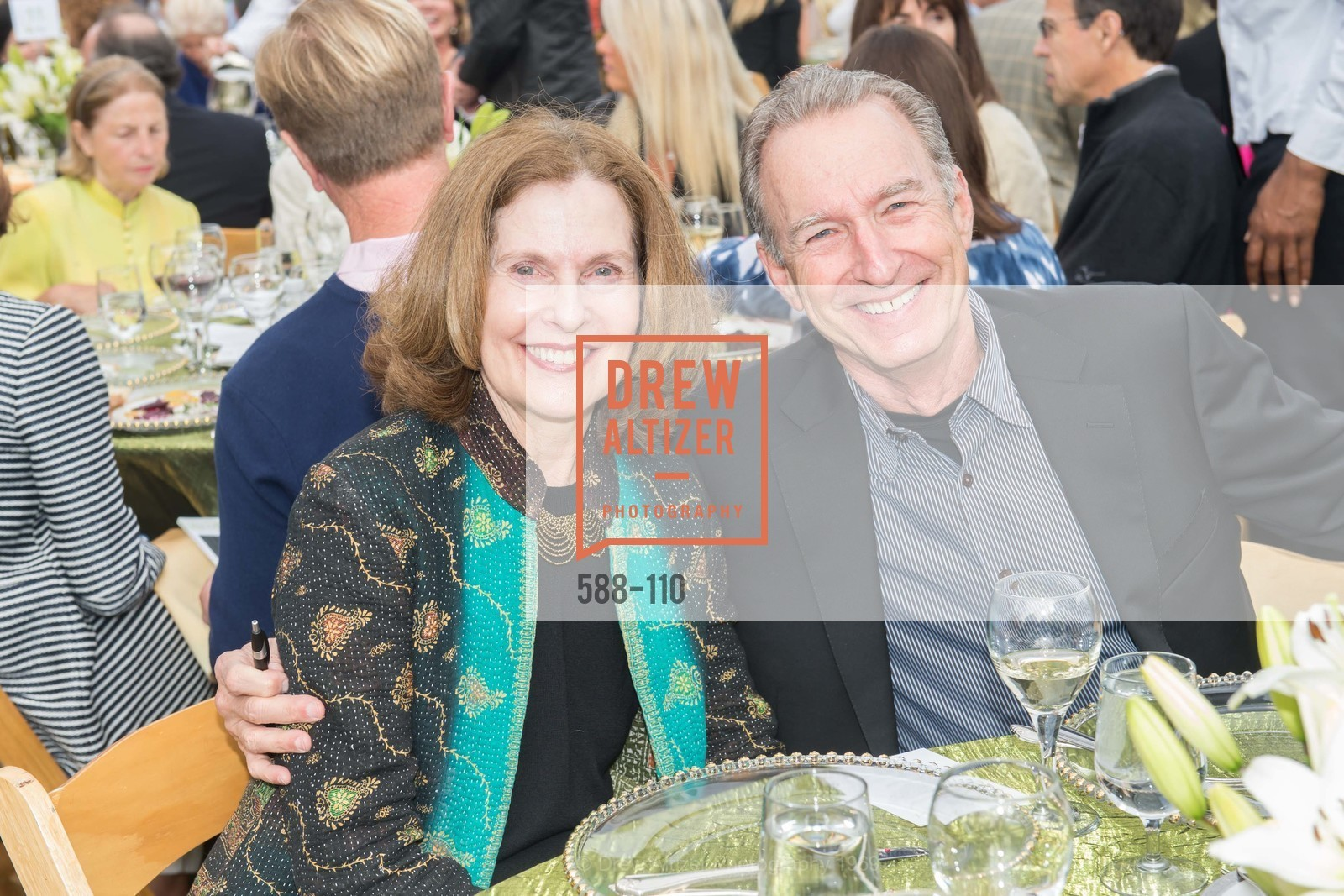 Joan Simon, Jack Simon, LYME AID 2015 Benefiting the Bay Area Lyme Foundation, Private Residence, May 16th, 2015,Drew Altizer, Drew Altizer Photography, full-service agency, private events, San Francisco photographer, photographer california