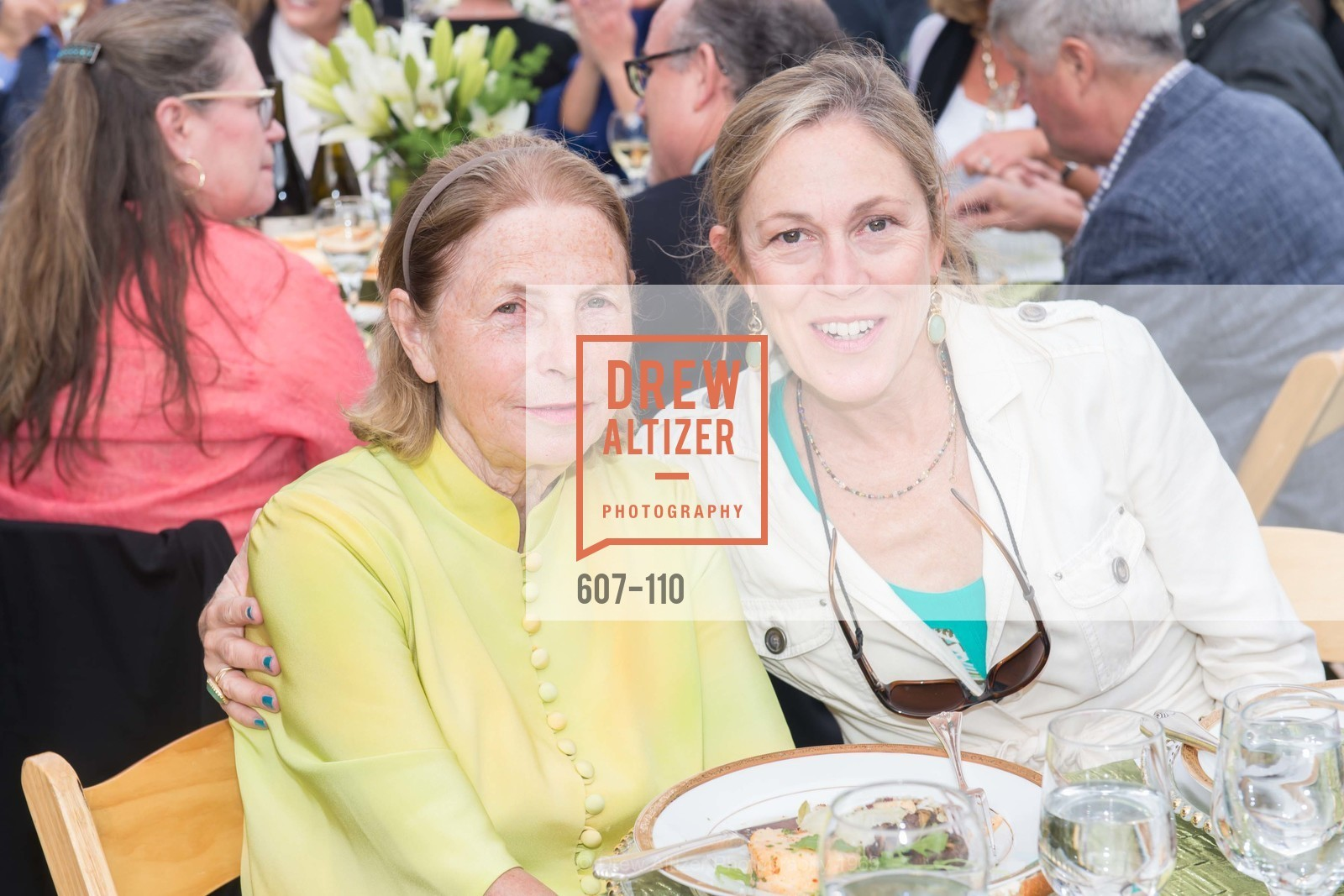 Francoise Disle, Mary Zarucchi, LYME AID 2015 Benefiting the Bay Area Lyme Foundation, Private Residence, May 16th, 2015,Drew Altizer, Drew Altizer Photography, full-service agency, private events, San Francisco photographer, photographer california
