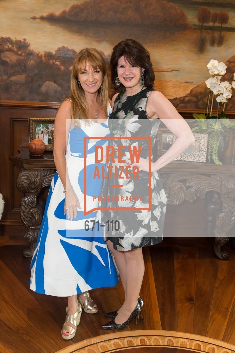 Jane Seymour, Elaine Mellis, LYME AID 2015 Benefiting the Bay Area Lyme Foundation, Private Residence, May 16th, 2015,Drew Altizer, Drew Altizer Photography, full-service agency, private events, San Francisco photographer, photographer california