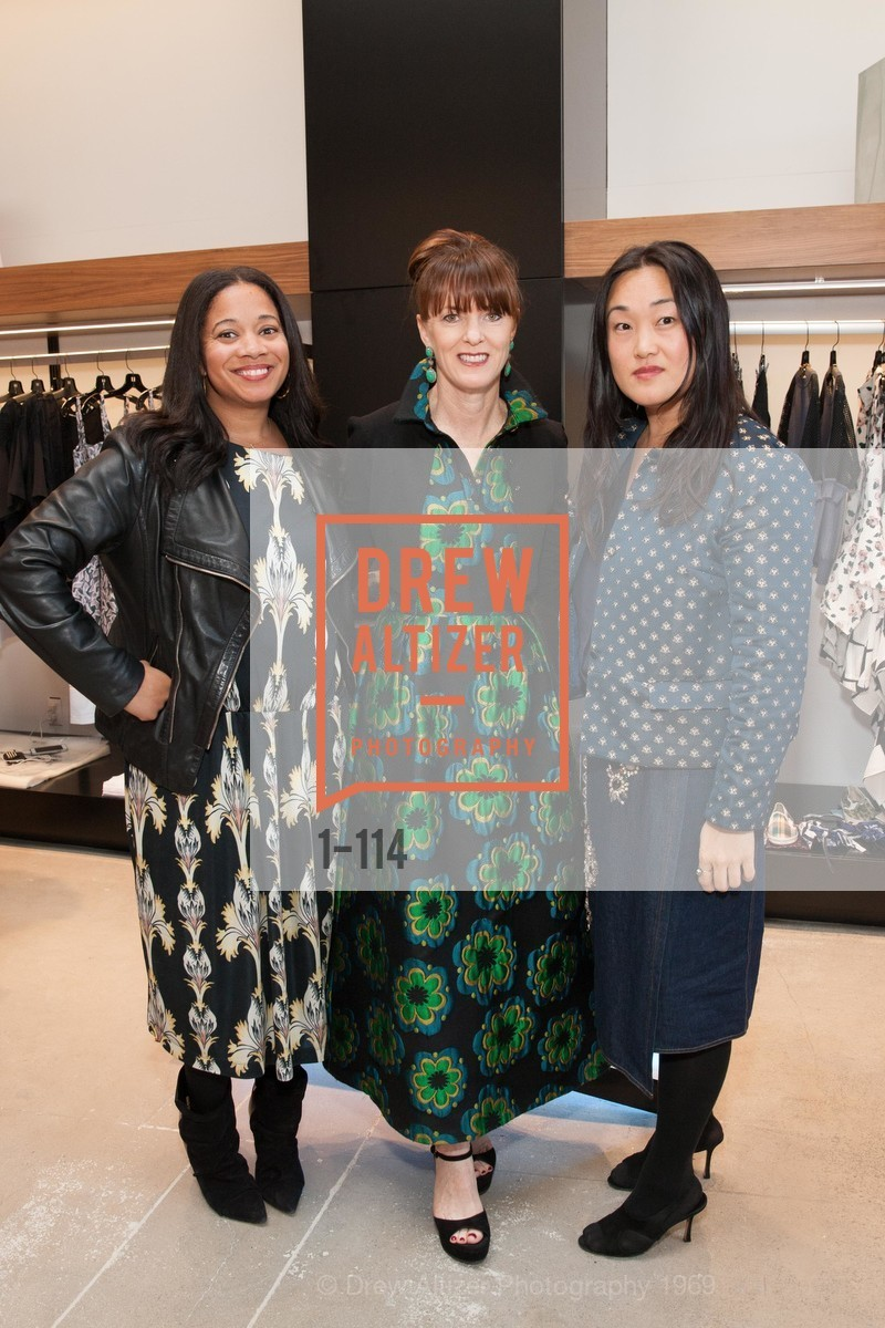 Maloni Goss, Allison Speer, Mary Song, Betty Lin Store Opening Party, Betty Lin. 3625 Sacramento Street, May 19th, 2015,Drew Altizer, Drew Altizer Photography, full-service agency, private events, San Francisco photographer, photographer california