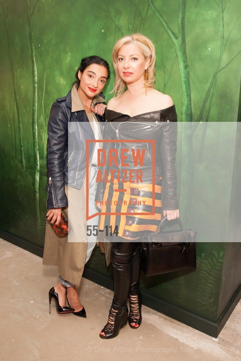 Olya Dzilikhova, Sonya Molodetskaya, Betty Lin Store Opening Party, Betty Lin. 3625 Sacramento Street, May 19th, 2015,Drew Altizer, Drew Altizer Photography, full-service agency, private events, San Francisco photographer, photographer california