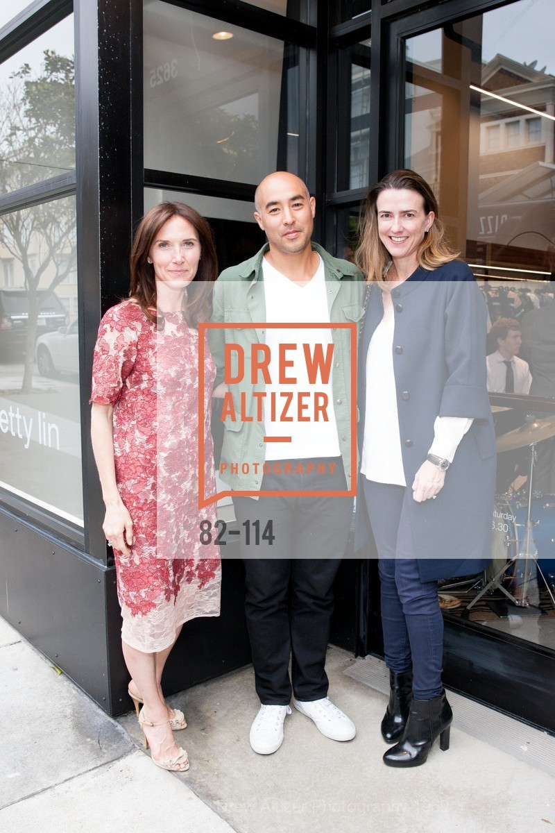 Carley Wrydberg, Max Osterweis, Nan Koenig, Betty Lin Store Opening Party, Betty Lin. 3625 Sacramento Street, May 19th, 2015,Drew Altizer, Drew Altizer Photography, full-service agency, private events, San Francisco photographer, photographer california