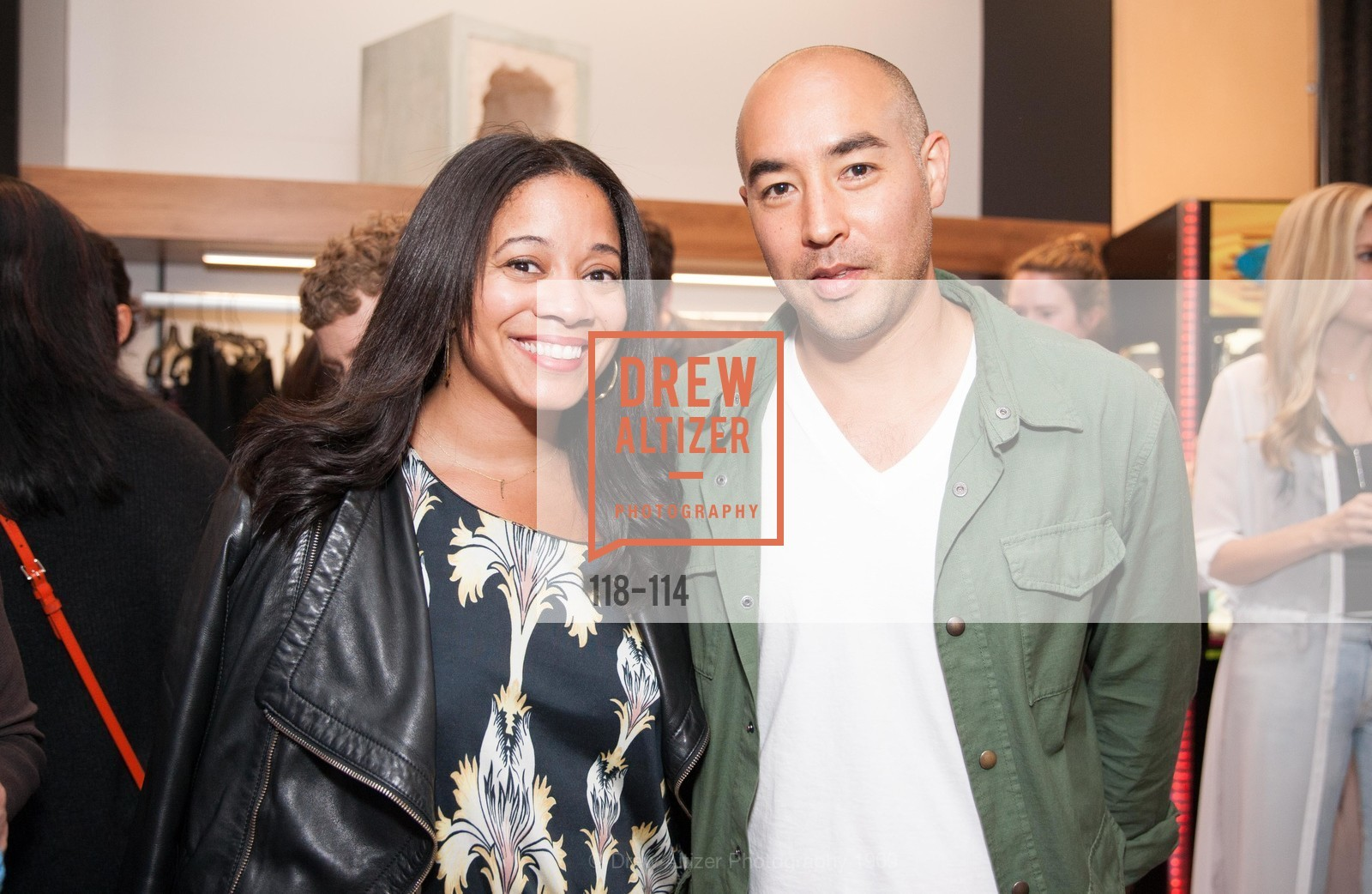 Maloni Goss, Max Osterweis, Betty Lin Store Opening Party, Betty Lin. 3625 Sacramento Street, May 19th, 2015,Drew Altizer, Drew Altizer Photography, full-service agency, private events, San Francisco photographer, photographer california