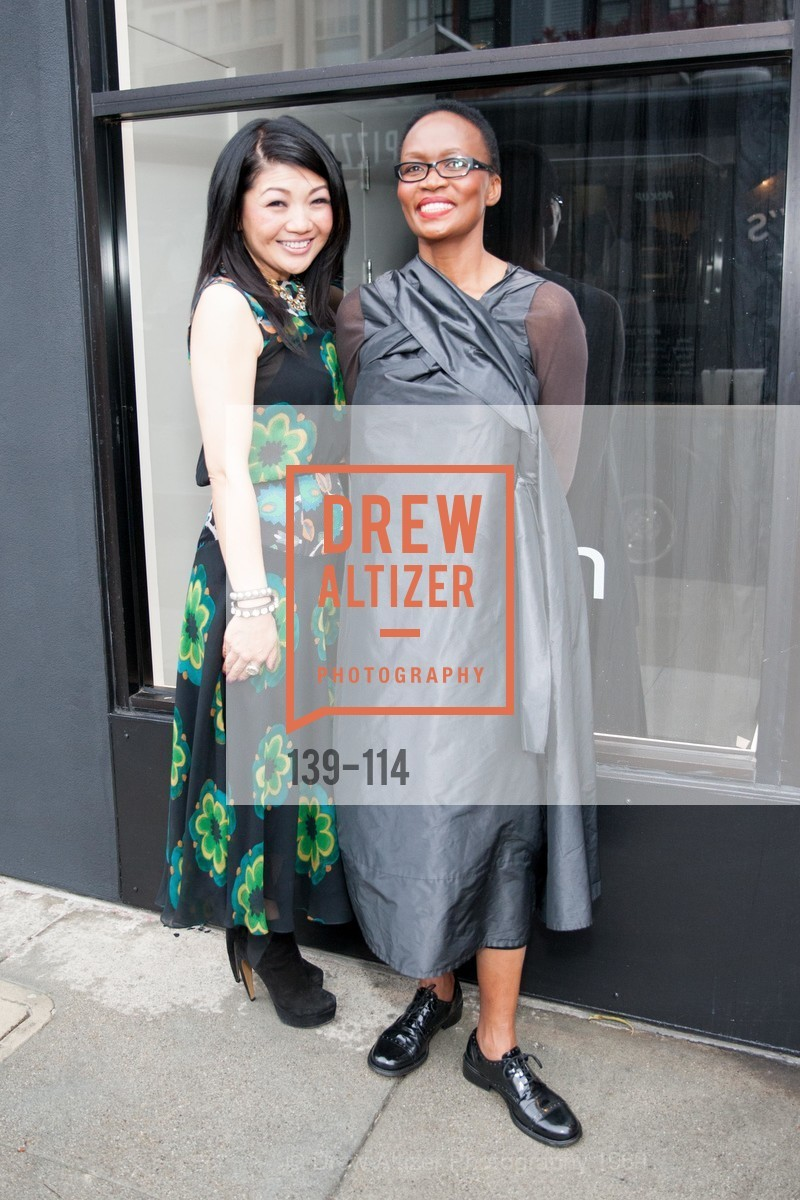 Betty Lin, Botlhale Tshoaqong, Betty Lin Store Opening Party, Betty Lin. 3625 Sacramento Street, May 19th, 2015,Drew Altizer, Drew Altizer Photography, full-service agency, private events, San Francisco photographer, photographer california